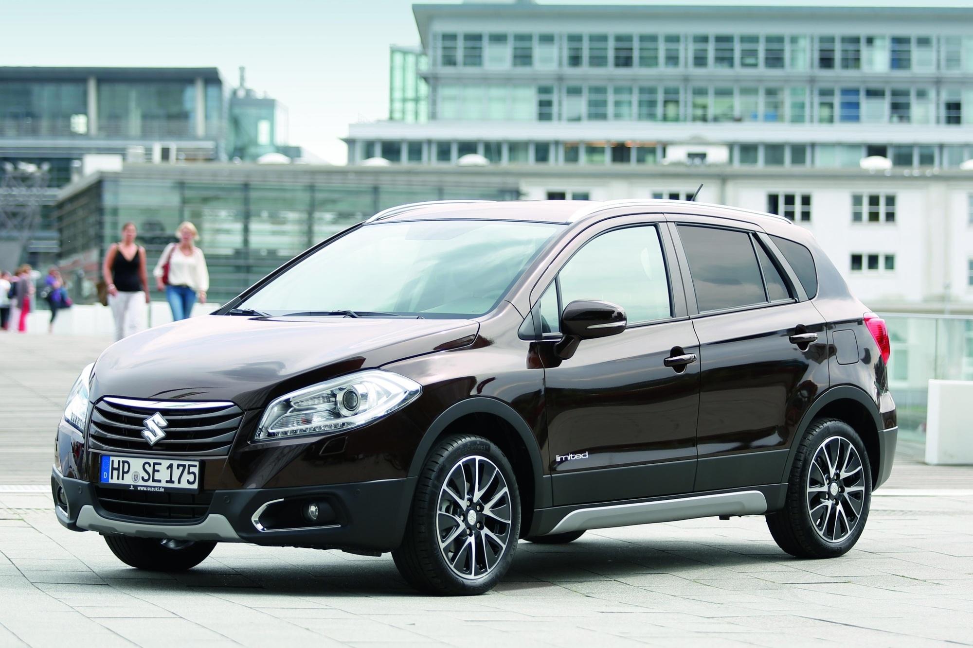 Suzuki SX4 S-Cross - Satte Rabatte fürs SUV