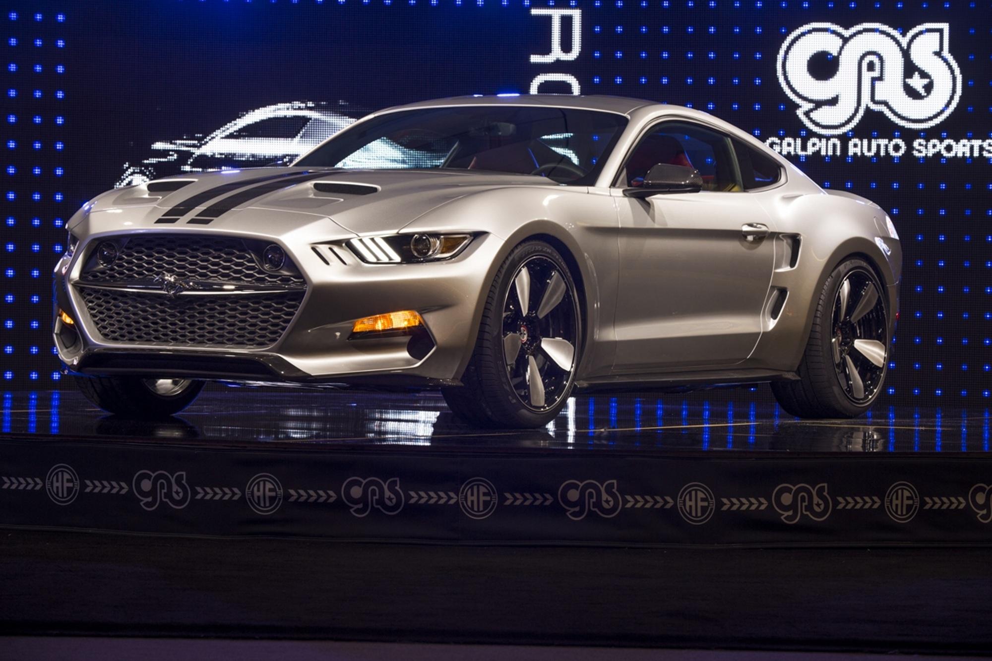 Galpin Auto Sports Rocket - Extraleichter Sportdress für den Mustang