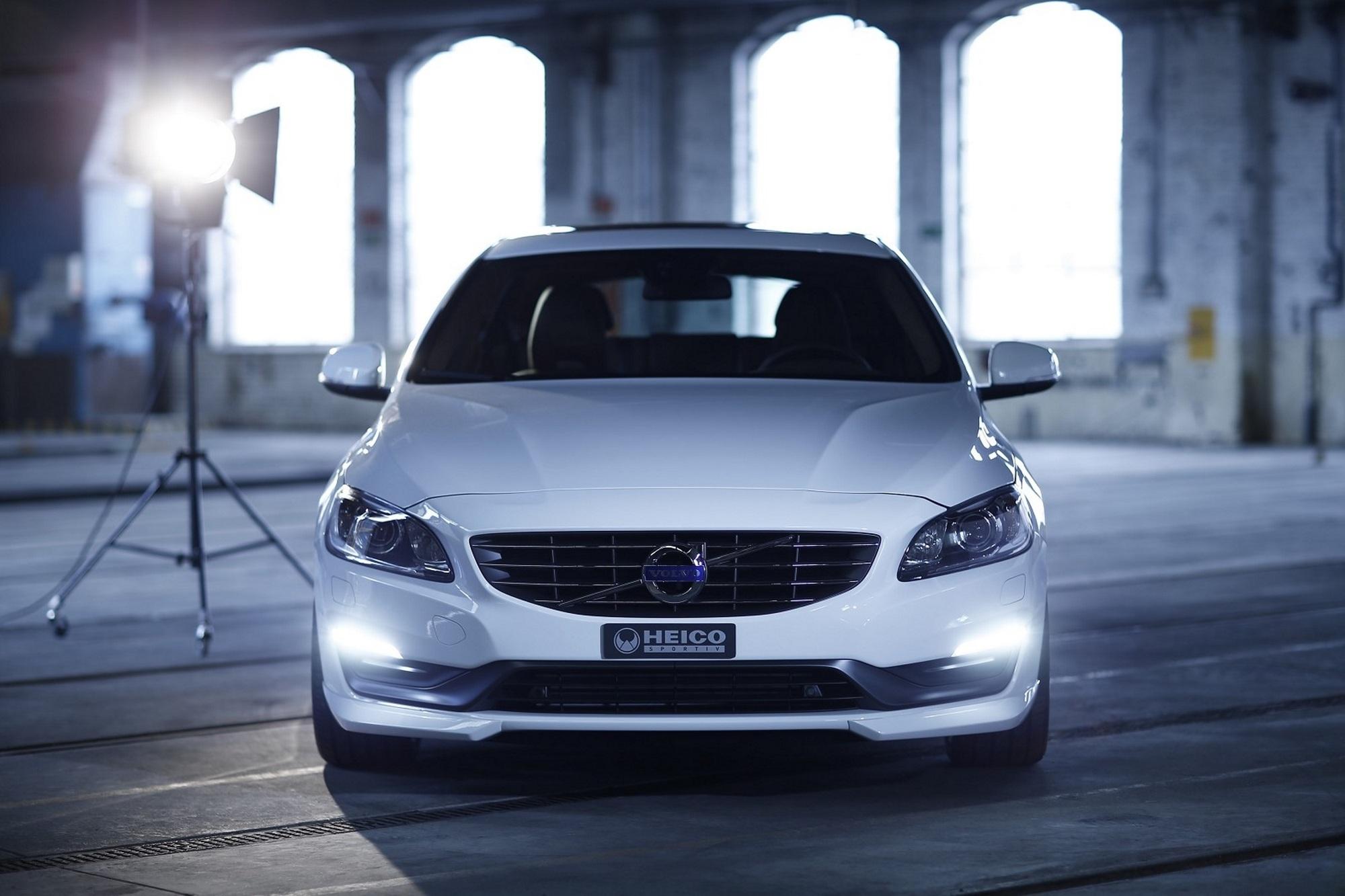 Heico tunt Steckdosen-Hybrid - Mehr Power für Volvo V60 Plug-in