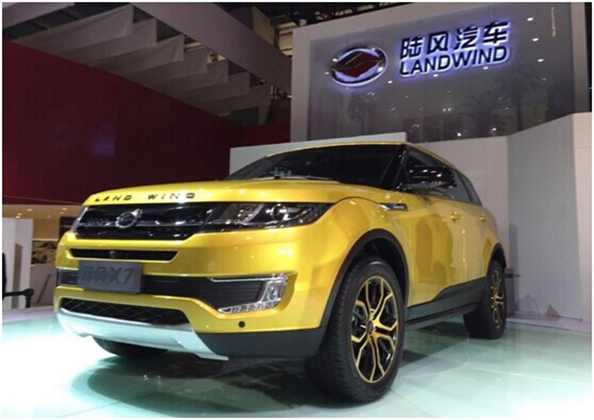 Landwind X7 - Billig-Range-Rover aus China