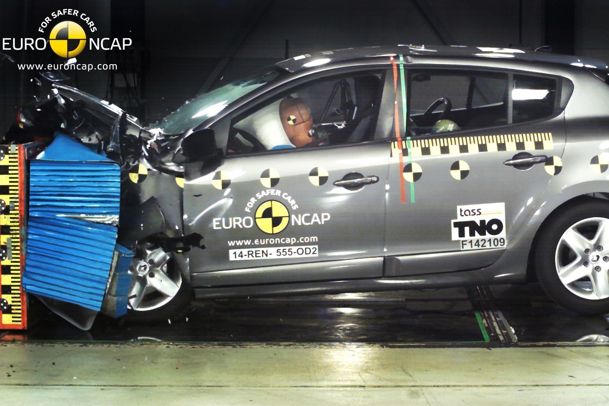 Euro-NCAP-Crashtests -  Die Sterne hängen höher