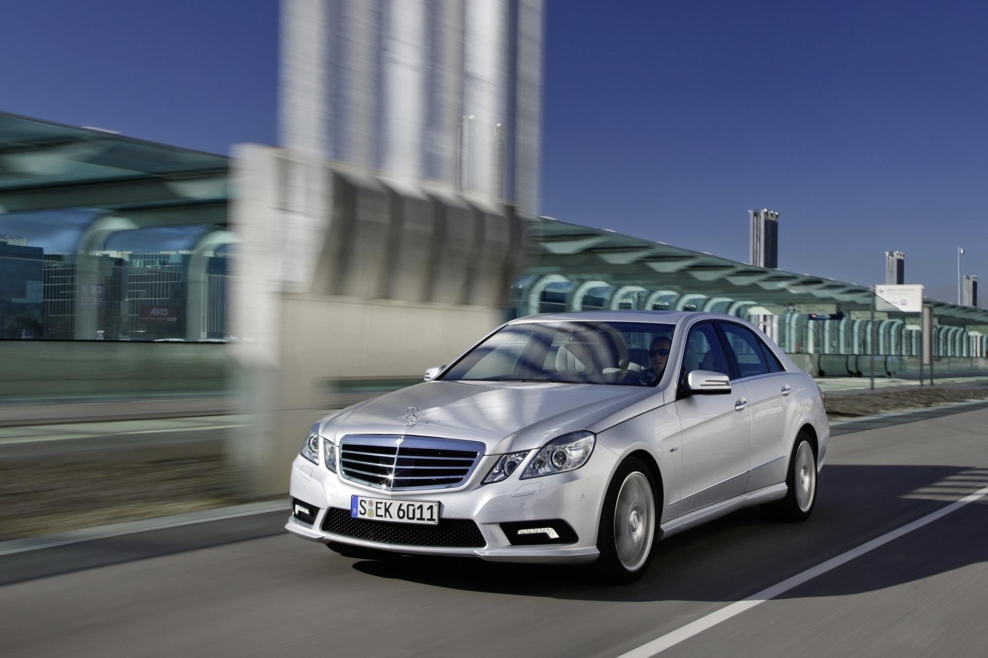 Gebrauchtwagen-Check: Mercedes E-Klasse (W 212) - Der Stern strahlt auch nach Jahren