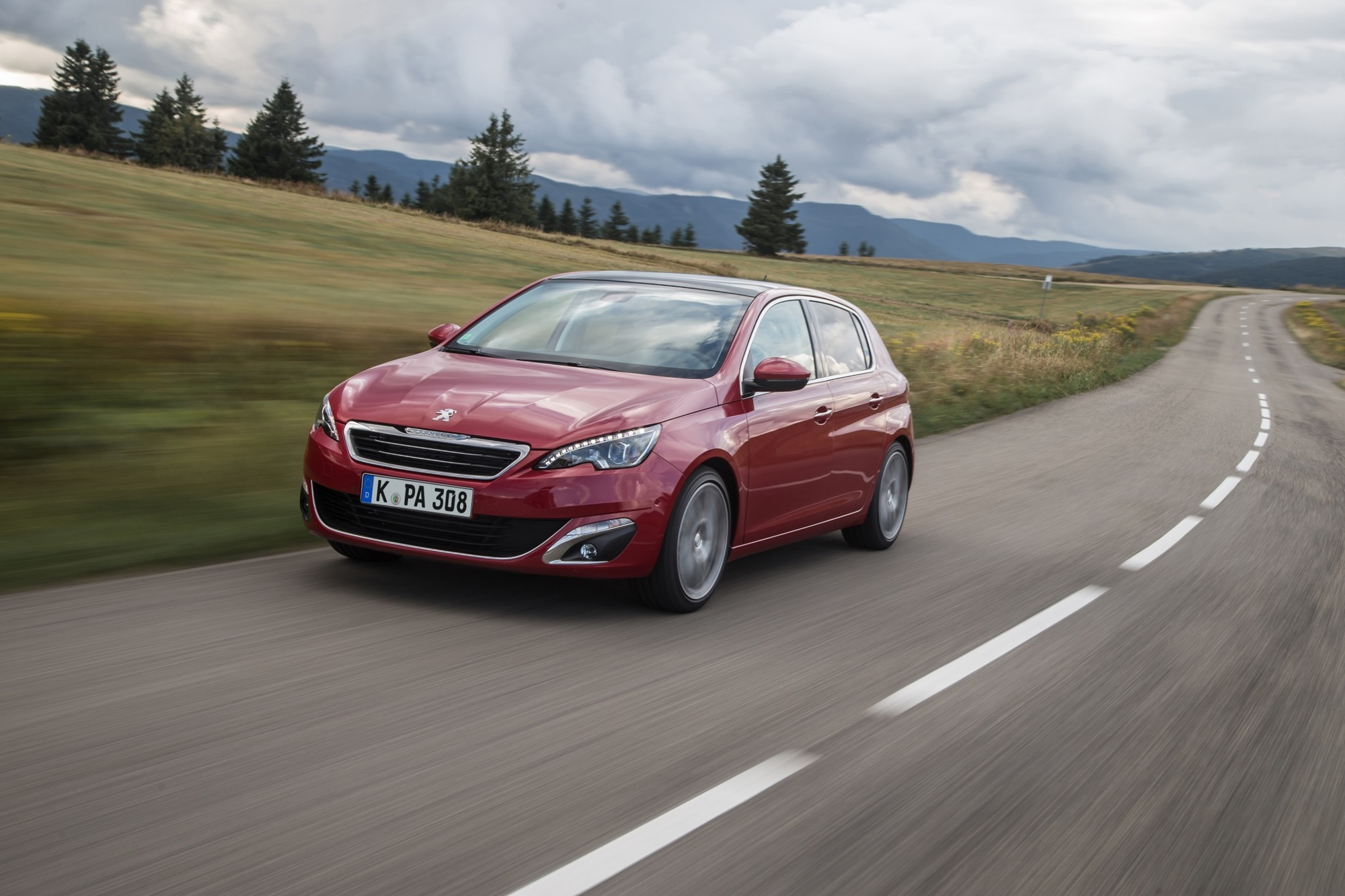 Fahrbericht: Peugeot 308 BlueHDI120 - Von allem ein bisschen