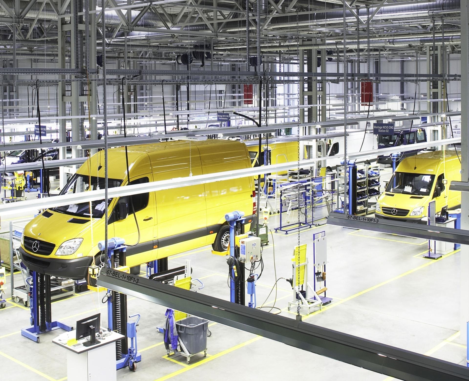 Nutzfahrzeug-Markt - Europa weiter im Plus