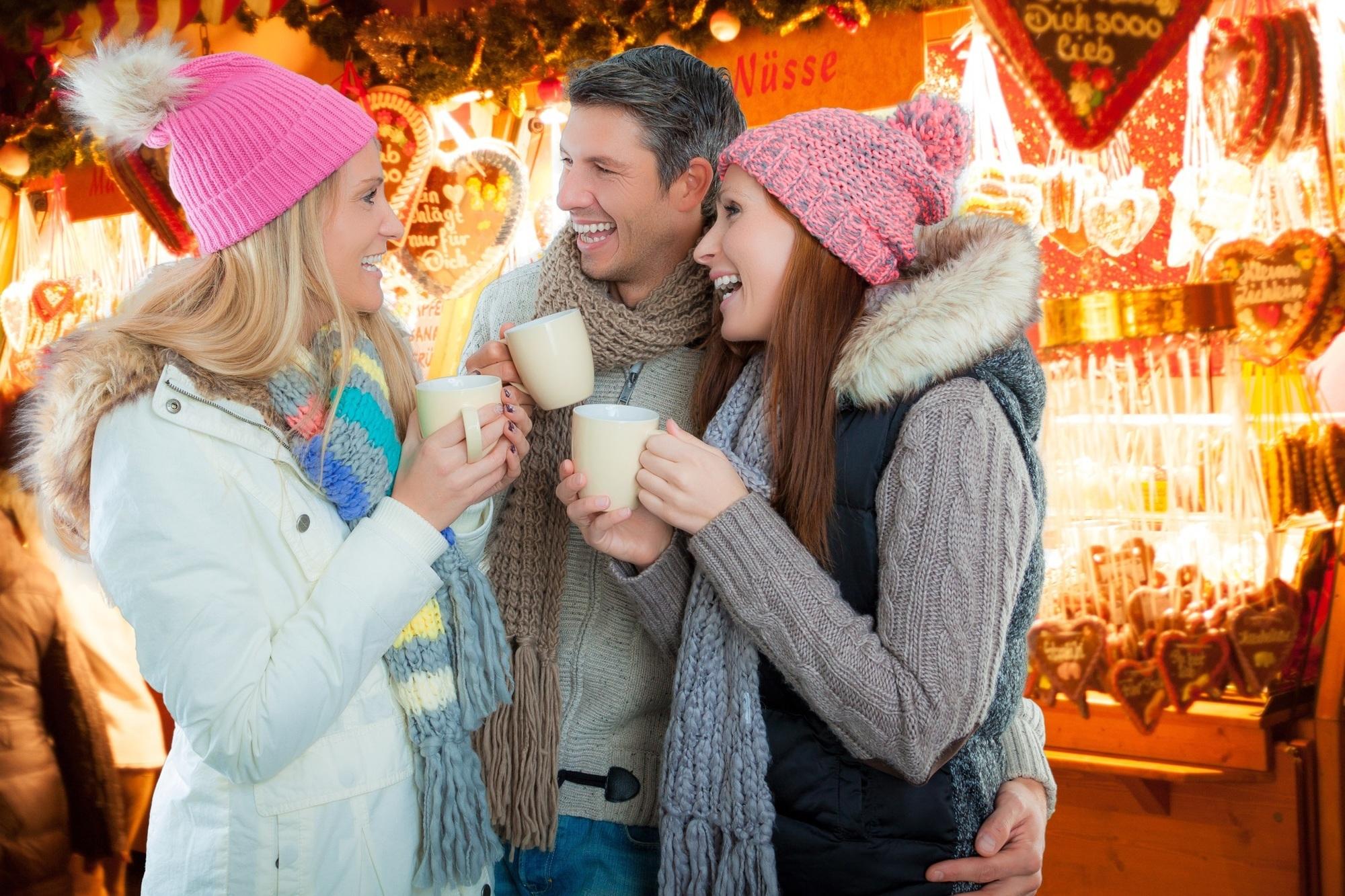 Ratgeber: Weihnachtsmarkt-Besuch - Glühwein geht schnell ins Blut