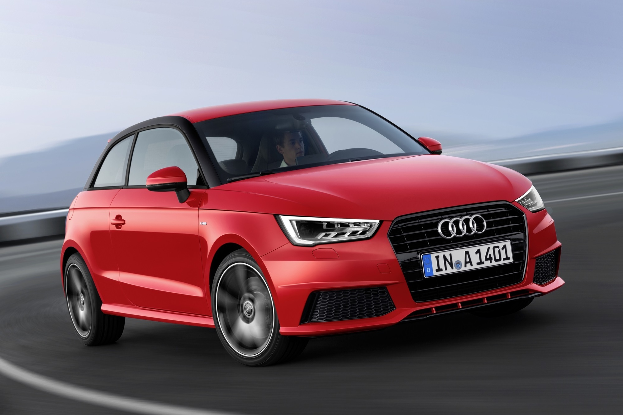 Fahrbericht: Überarbeiteter Audi A1 - Präzise gespart