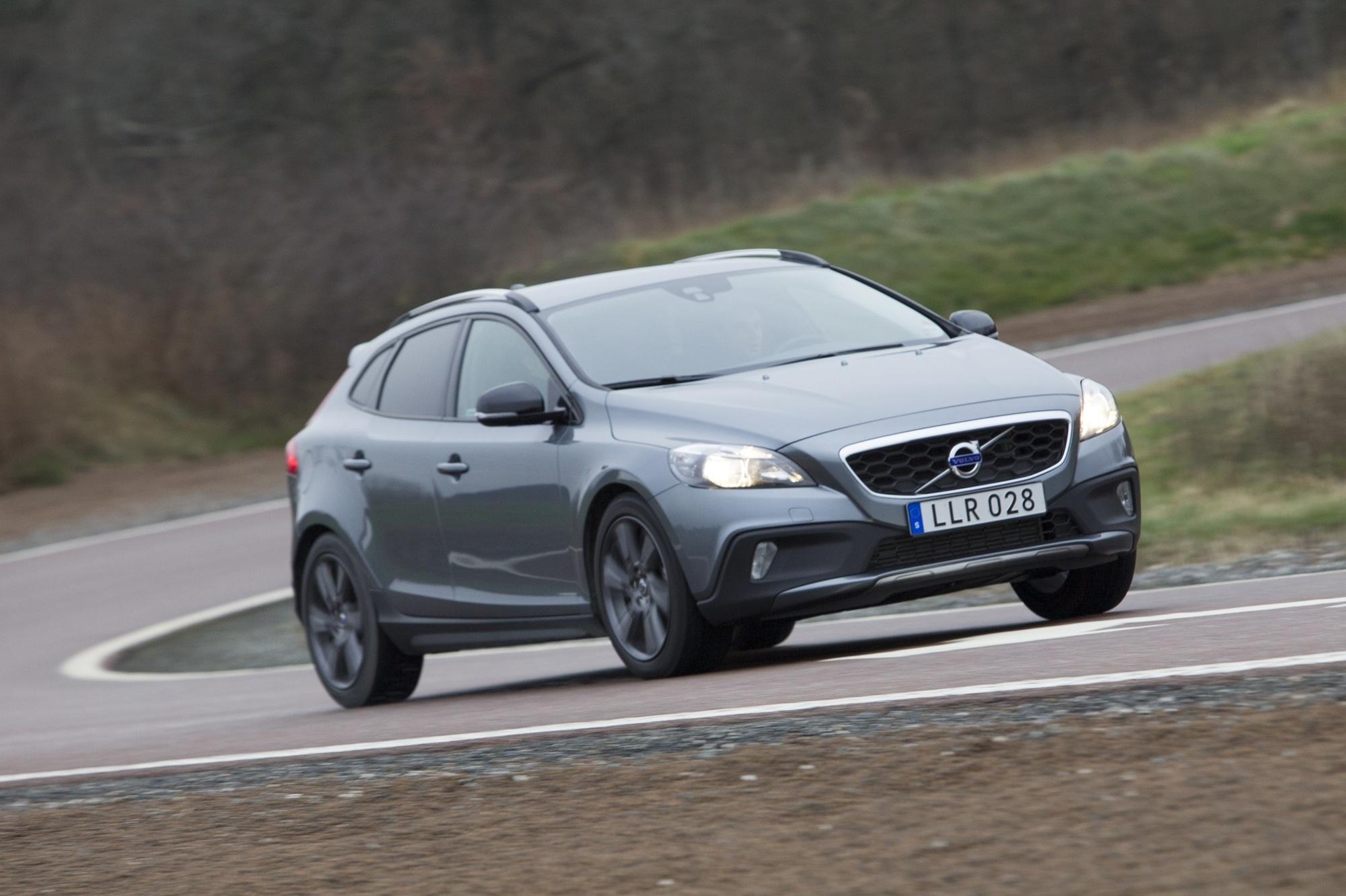 Volvo-Motorenoffensive - Drei Zylinder mit 180 Pferden