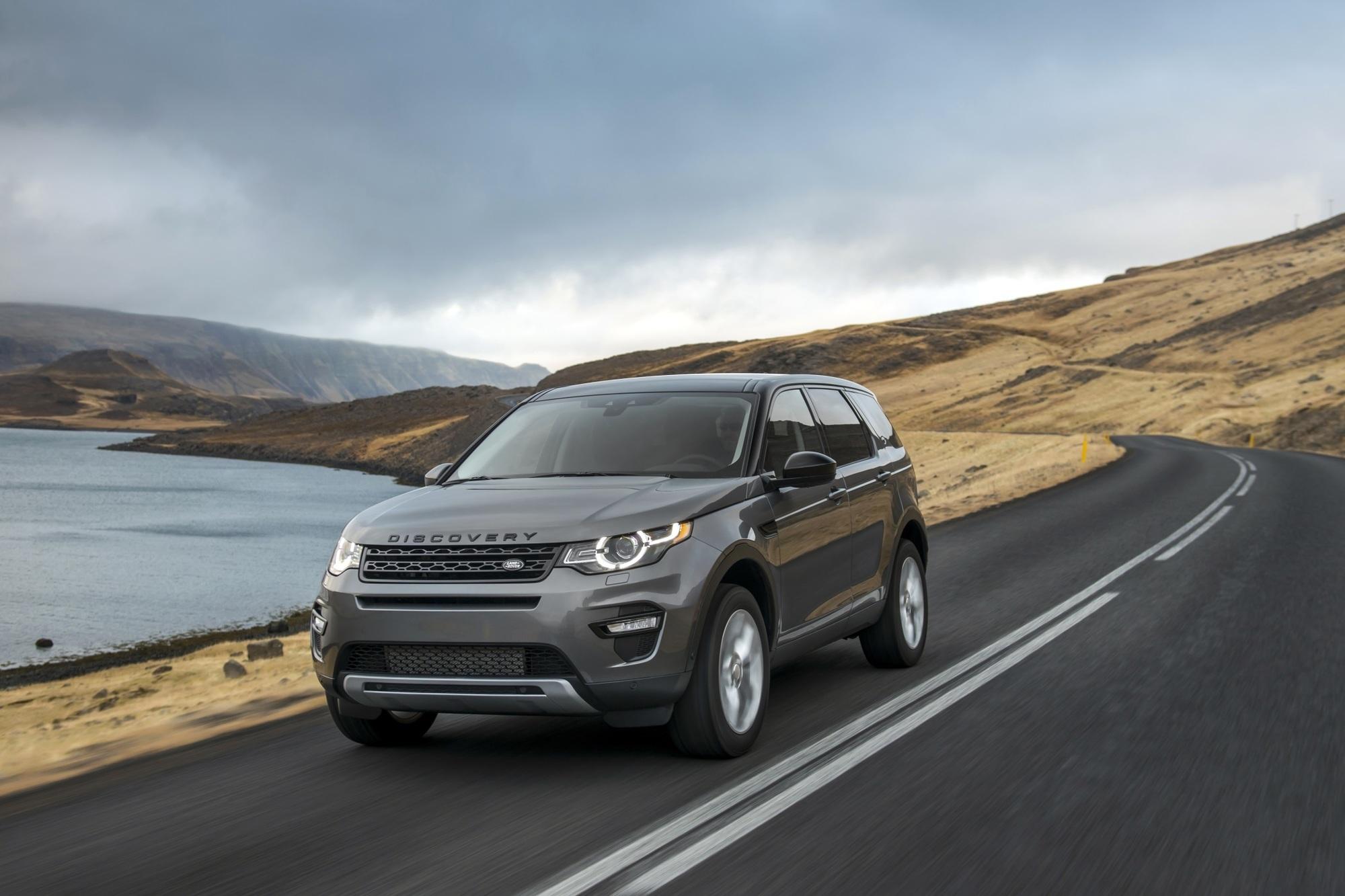Fahrbericht: Land Rover Discovery Sport - Ich bin zwei Autos