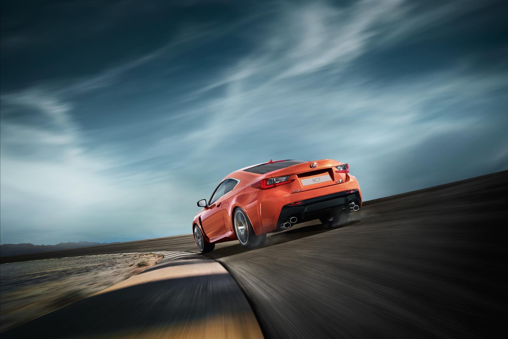 Fahrbericht: Lexus RC-F - Einen gibt es noch