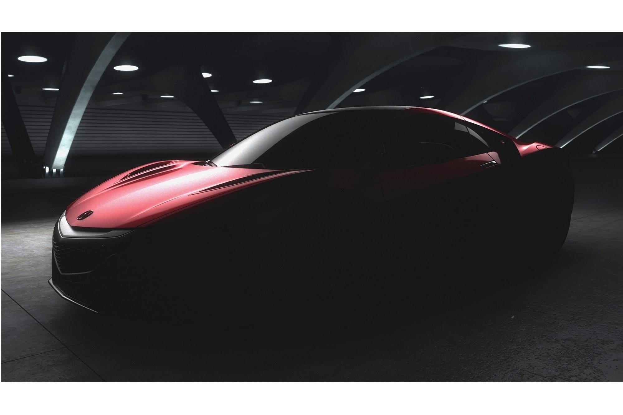 Honda NSX - Die Rückkehr des japanischen Supersportlers