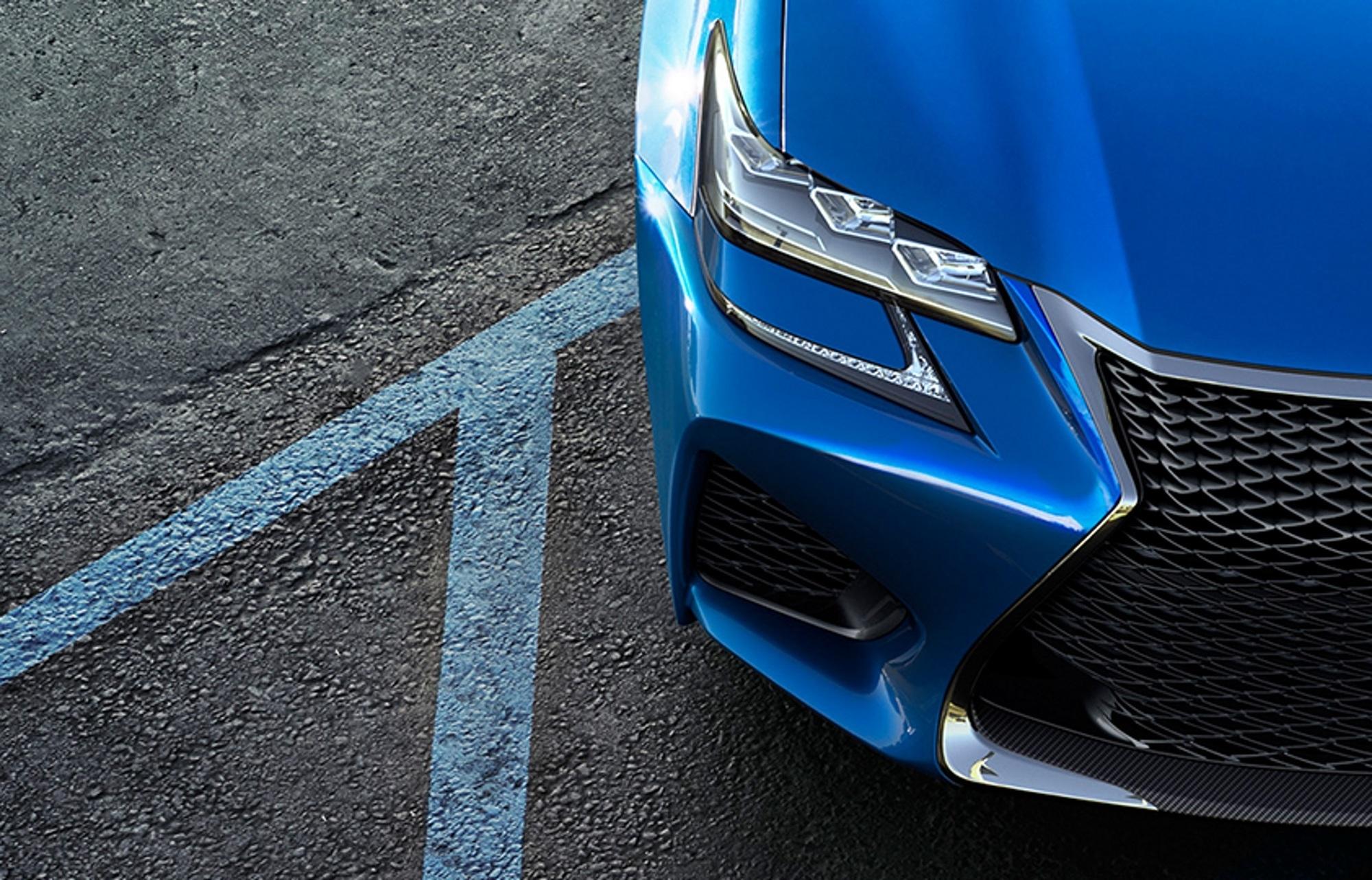 Lexus GS-F - Geheimnisvoller Bekannter