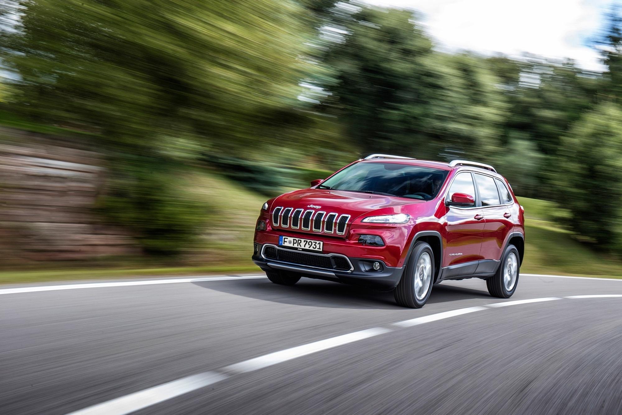 Test: Jeep Cherokee - Schräg, aber gut
