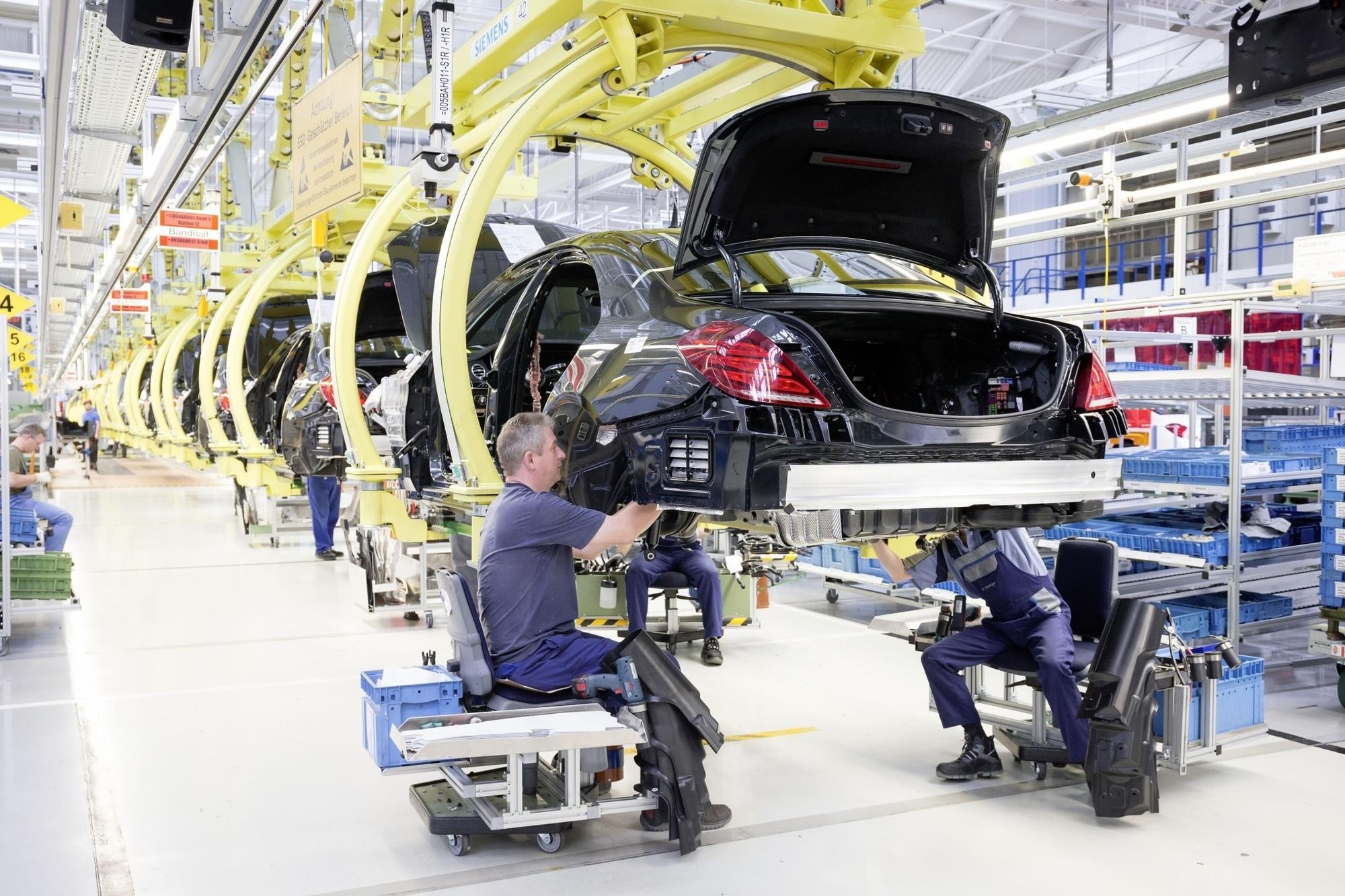 Innovationen der Hersteller - Deutsche Autobauer weiter vorn
