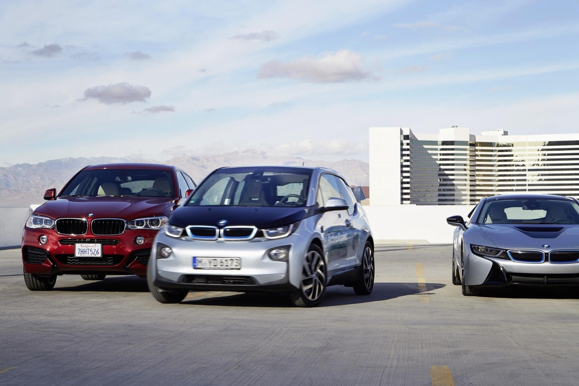 BMW-Zukunftstechnologien - Das Auto kann es besser als der Mensch