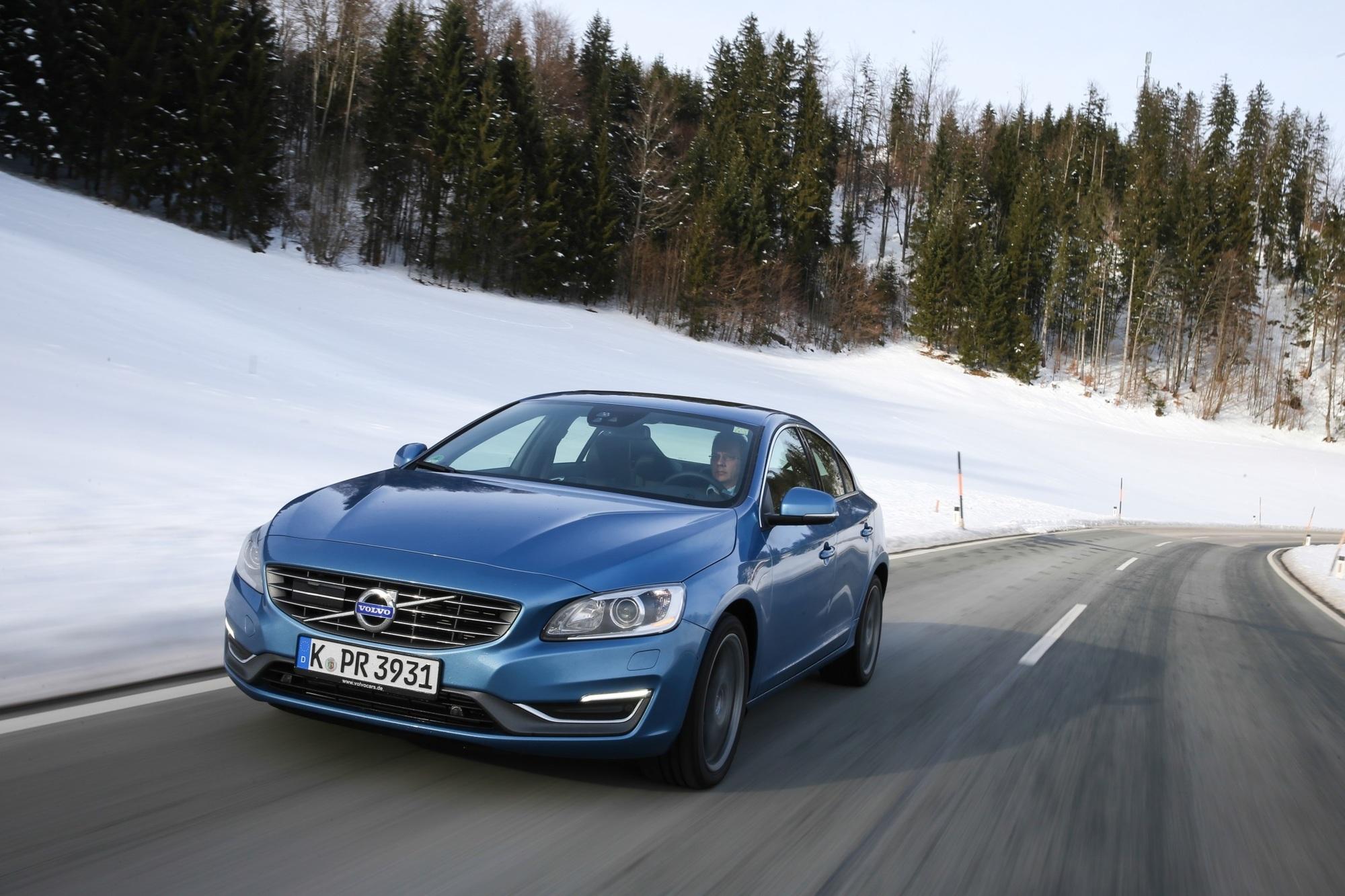 Test: Volvo S60 D4 - Es sind nur Kleinigkeiten