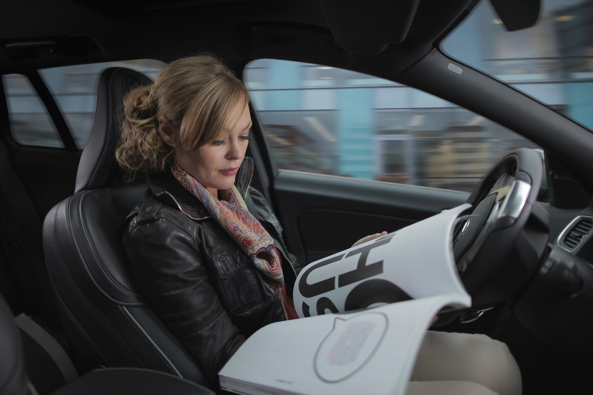 Fünf Fragen (und Antworten) zum Autonomen Fahren - Die Zukunft steht vor der Tür