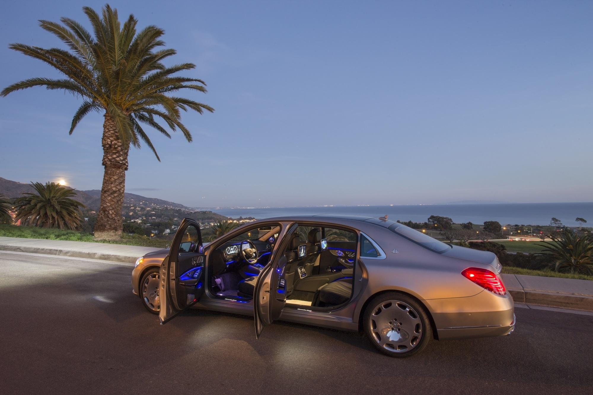 Fahrbericht: Mercedes-Maybach S 600 - Schwaben-Luxus 2.0