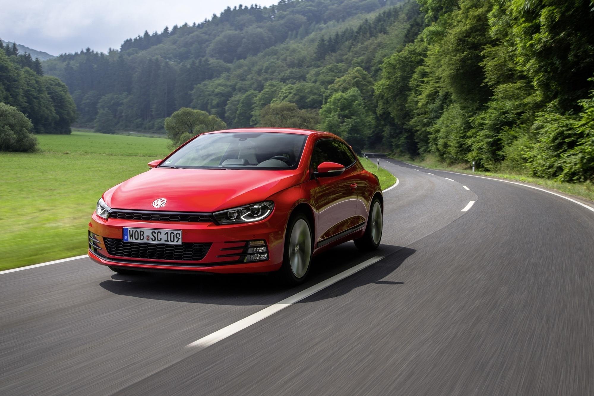 Test: VW Scirocco 2.0 TSI - Für den Rebell im Bürger