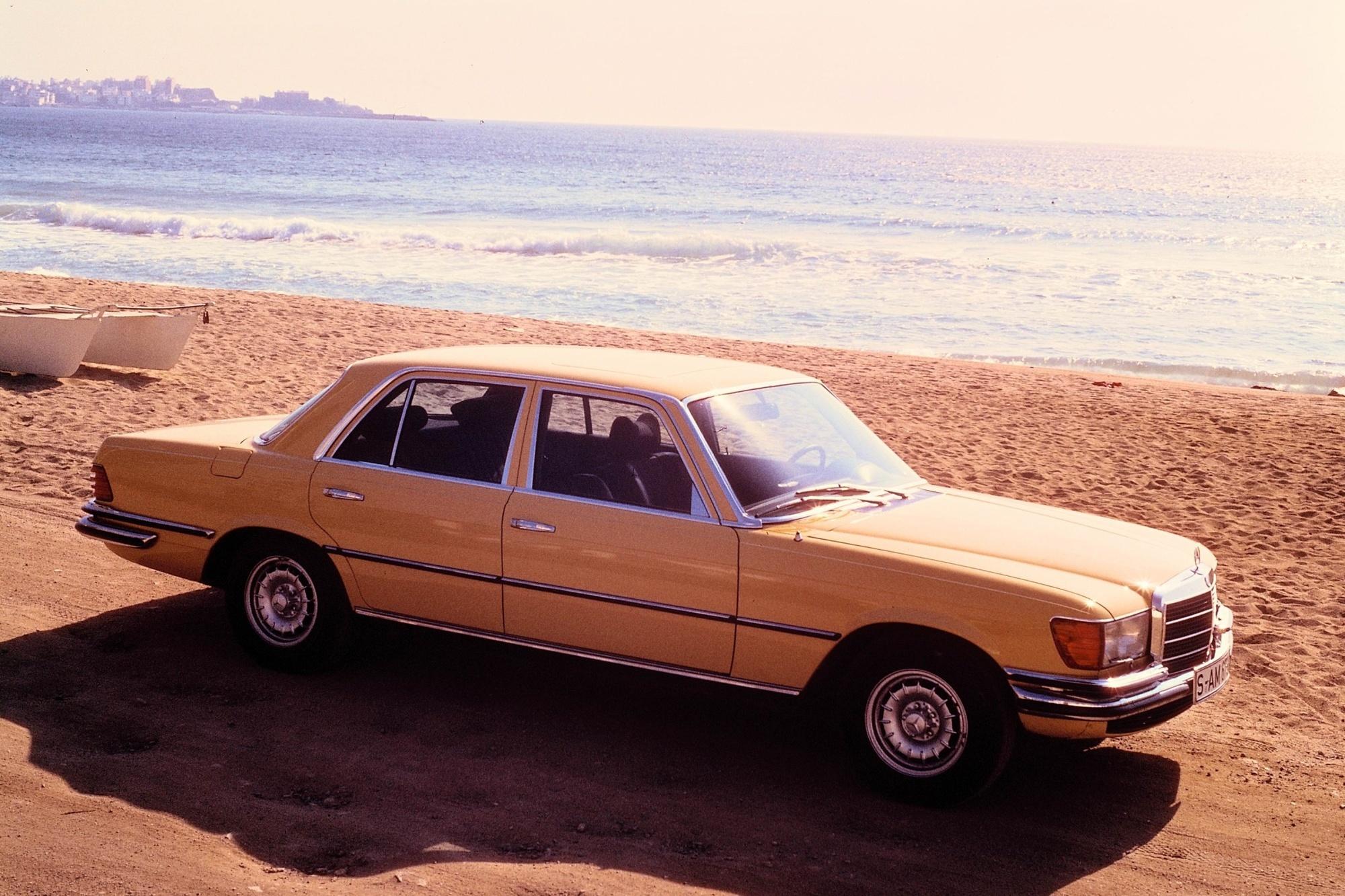 Tradition: 40 Jahre Mercedes-Benz 450 SEL 6.9 (W 116) - Das beste Auto der Welt