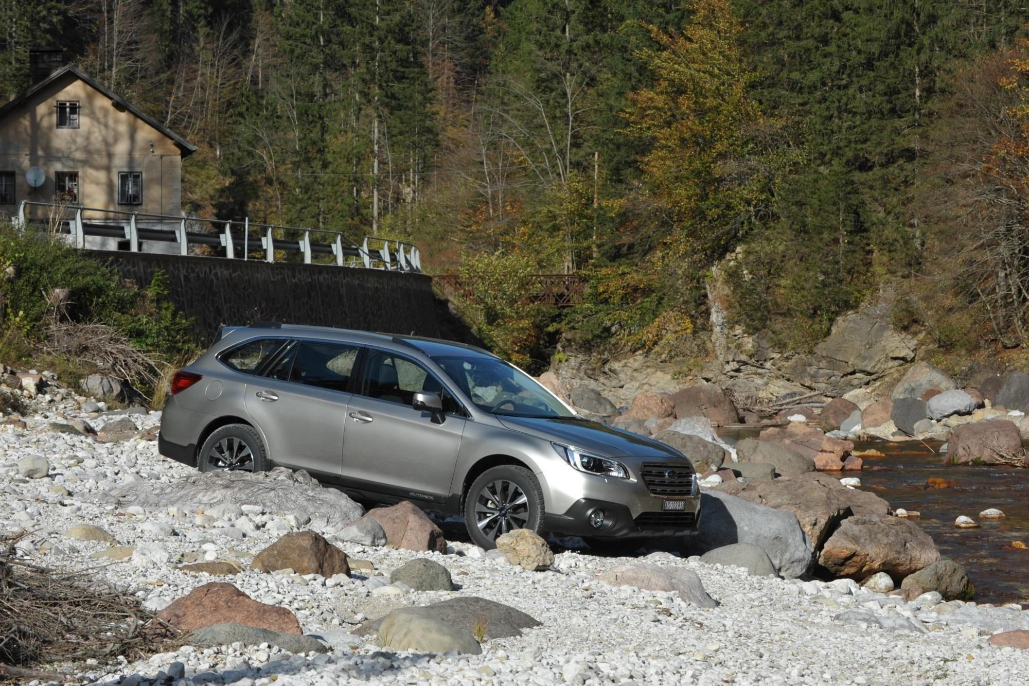 Fahrbericht: Subaru Outback - Sicherheit statt Sportlichkeit