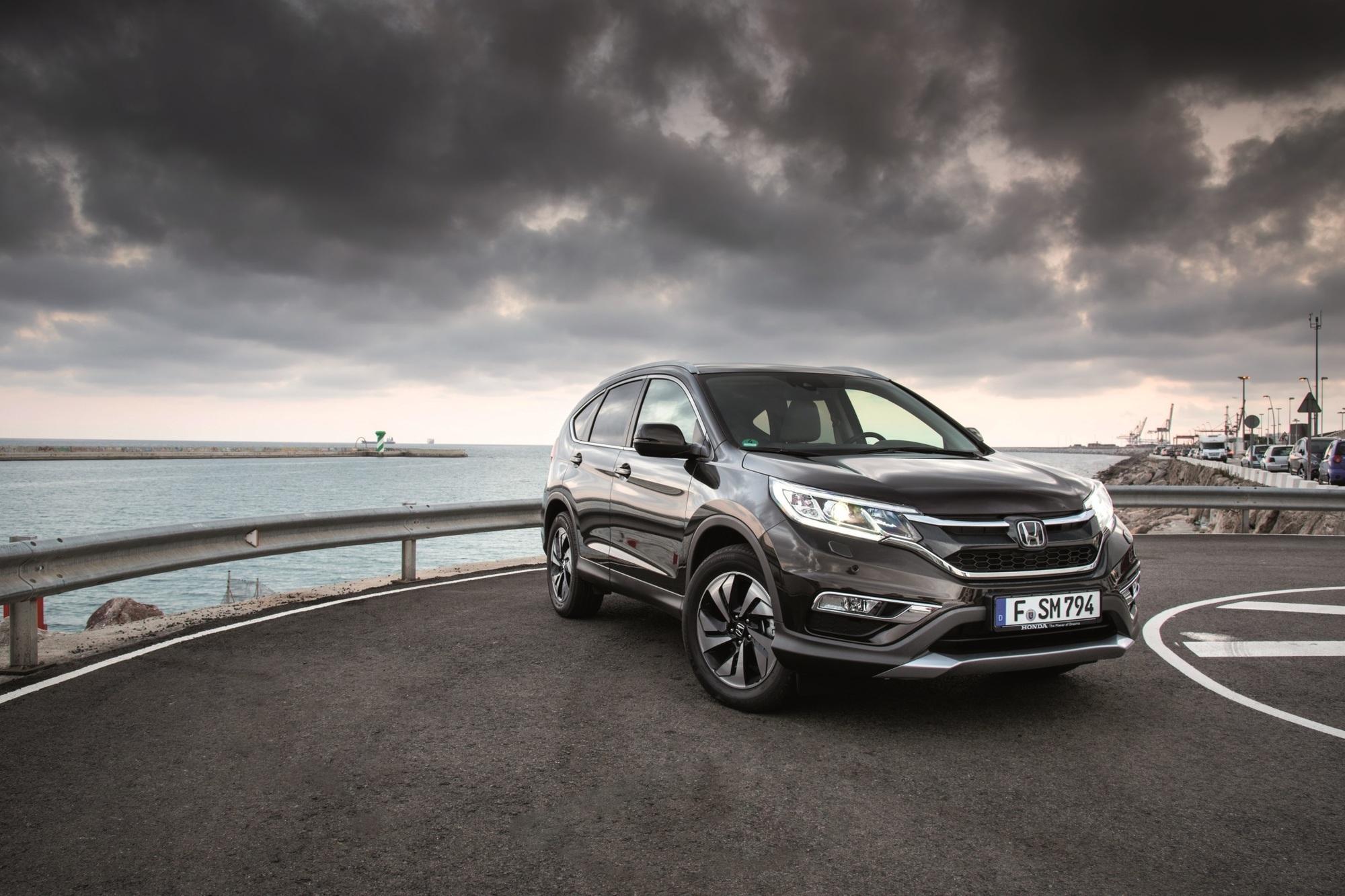 Fahrbericht: Honda CR-V i-DTEC AWD - Der Vordenker