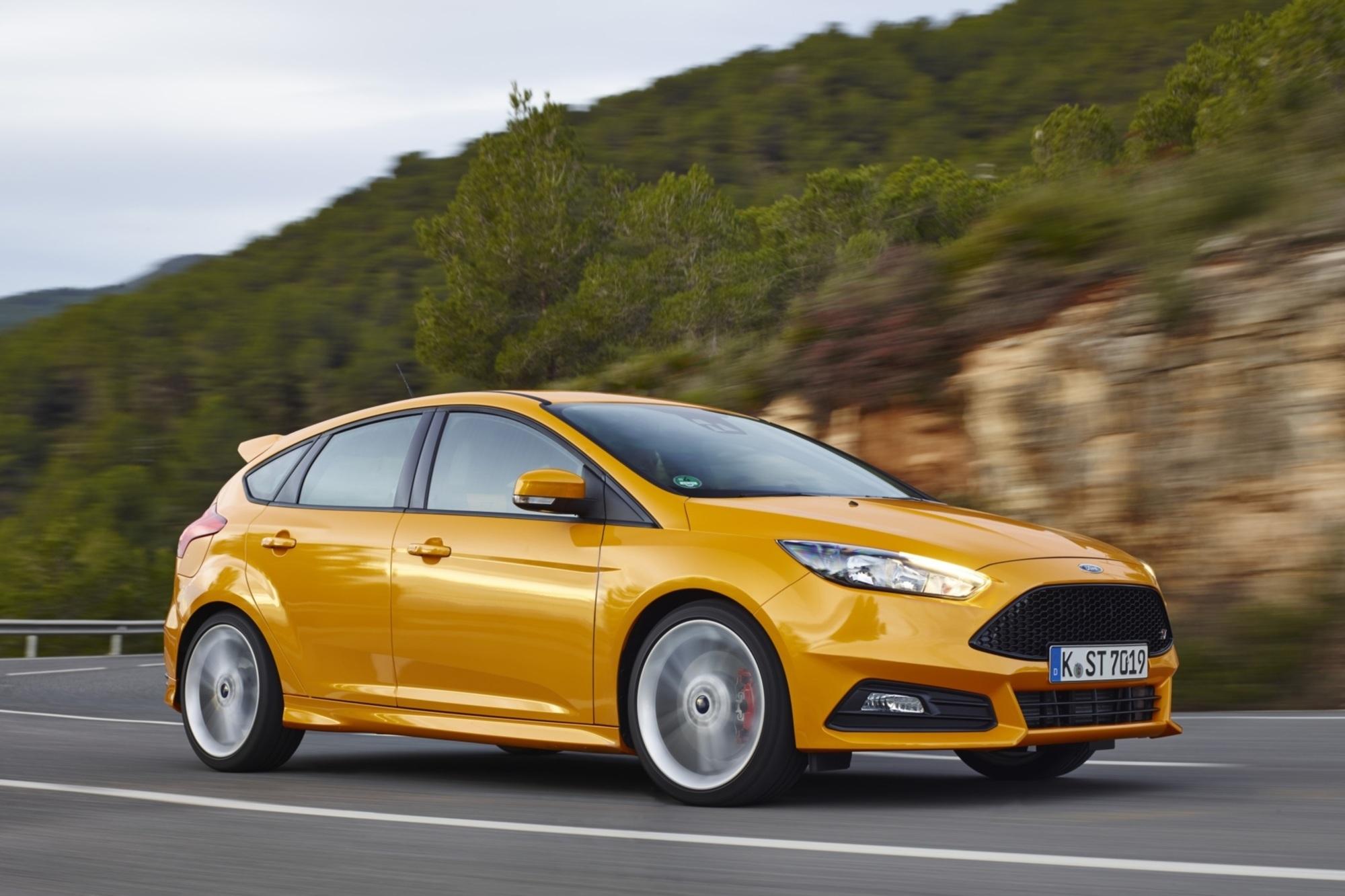 Fahrbericht: Ford Focus ST - Vernünftig sportlich