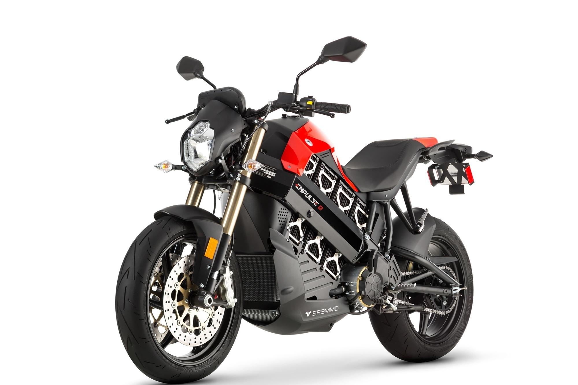 Polaris übernimmt Brammo-E-Motorradsparte - Neue E-Bikes aus den USA