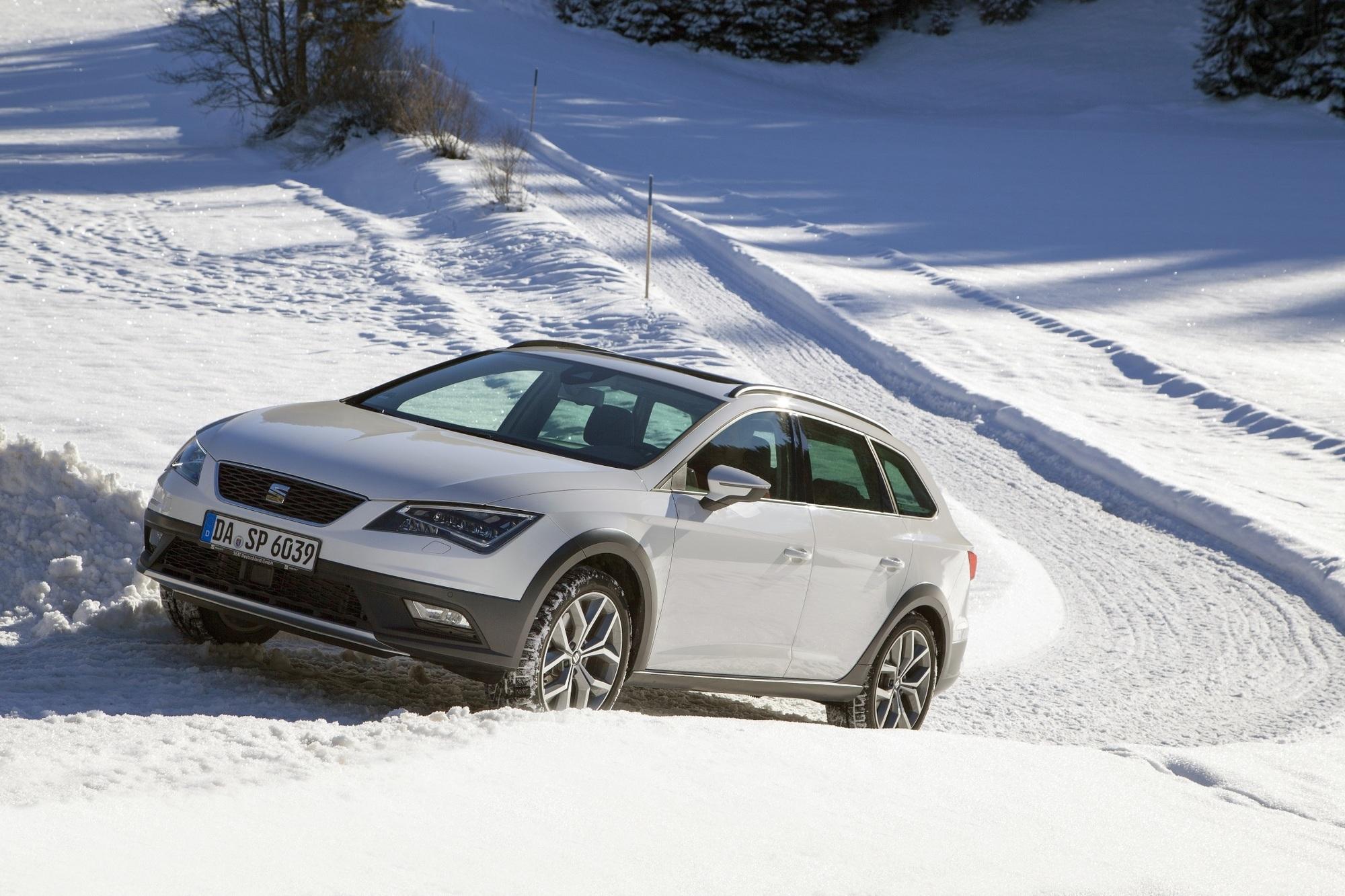 Fahrbericht: Seat Leon ST X-Perience - Schnee Olé