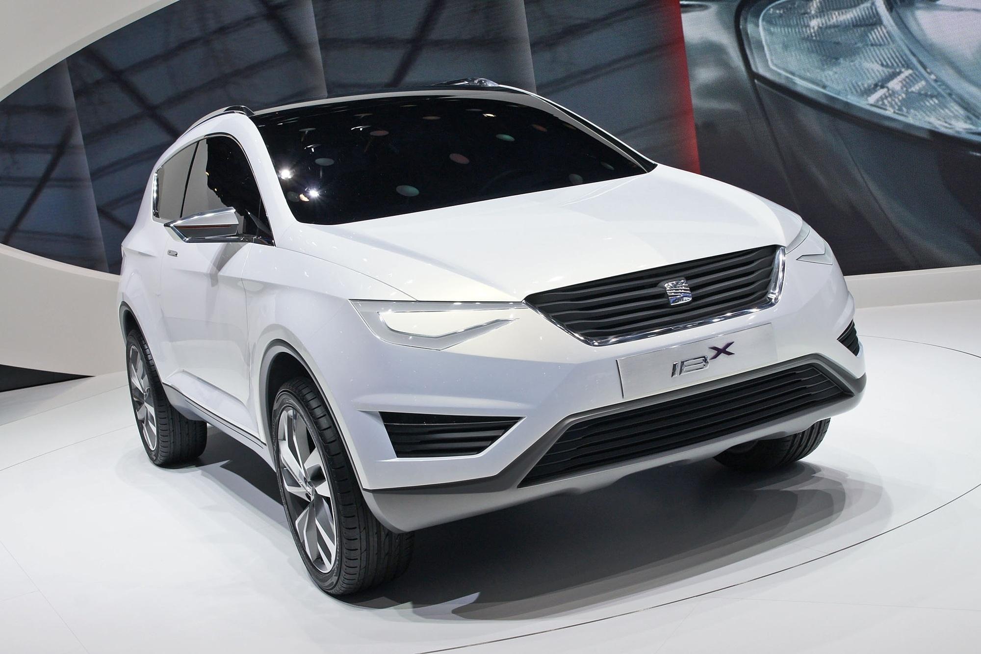 Seat-SUV - Spaniens Tiguan startet 2016