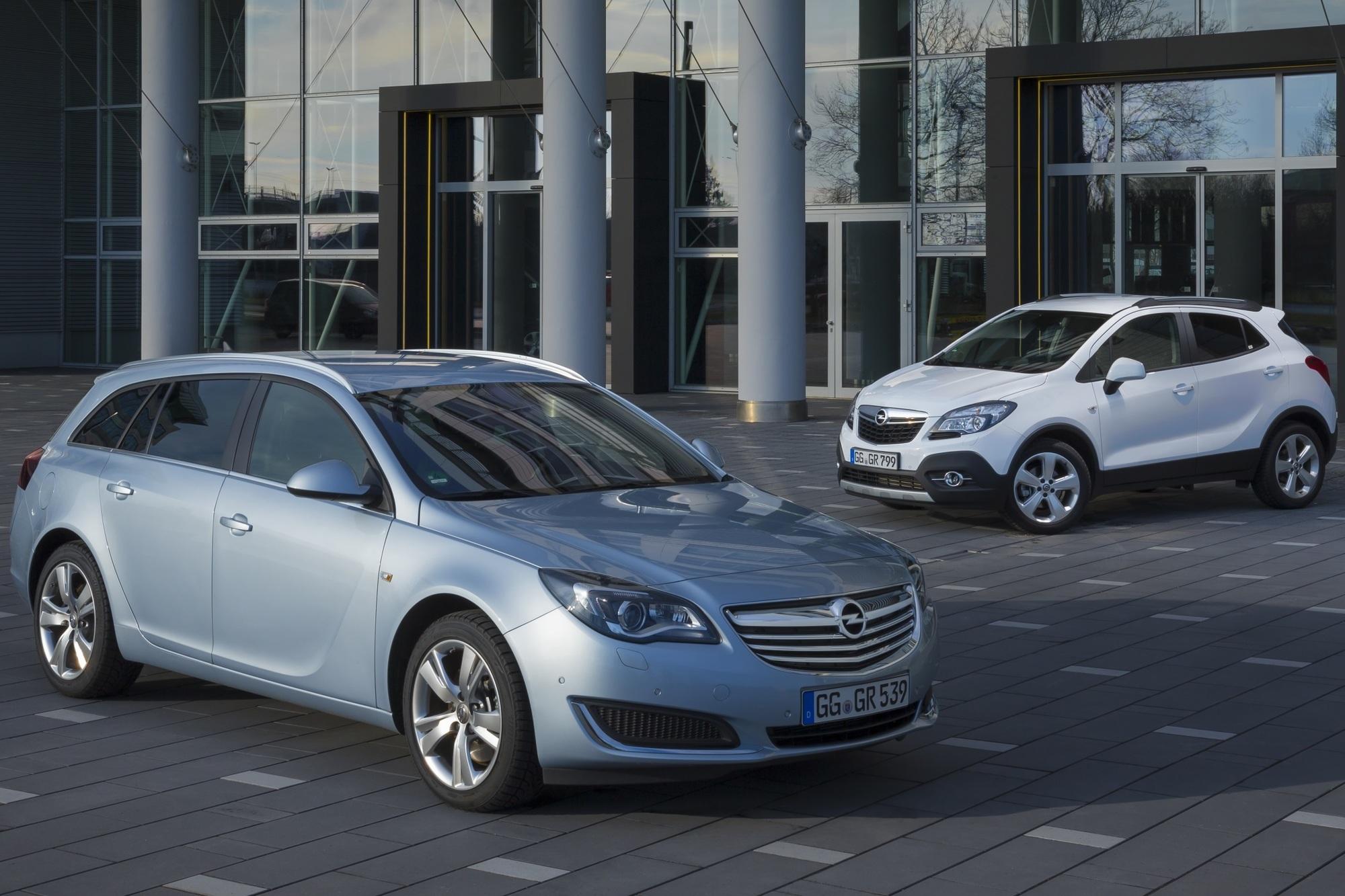 Neue Diesel für Opel Mokka und Insignia - Ruhiger und sparsamer