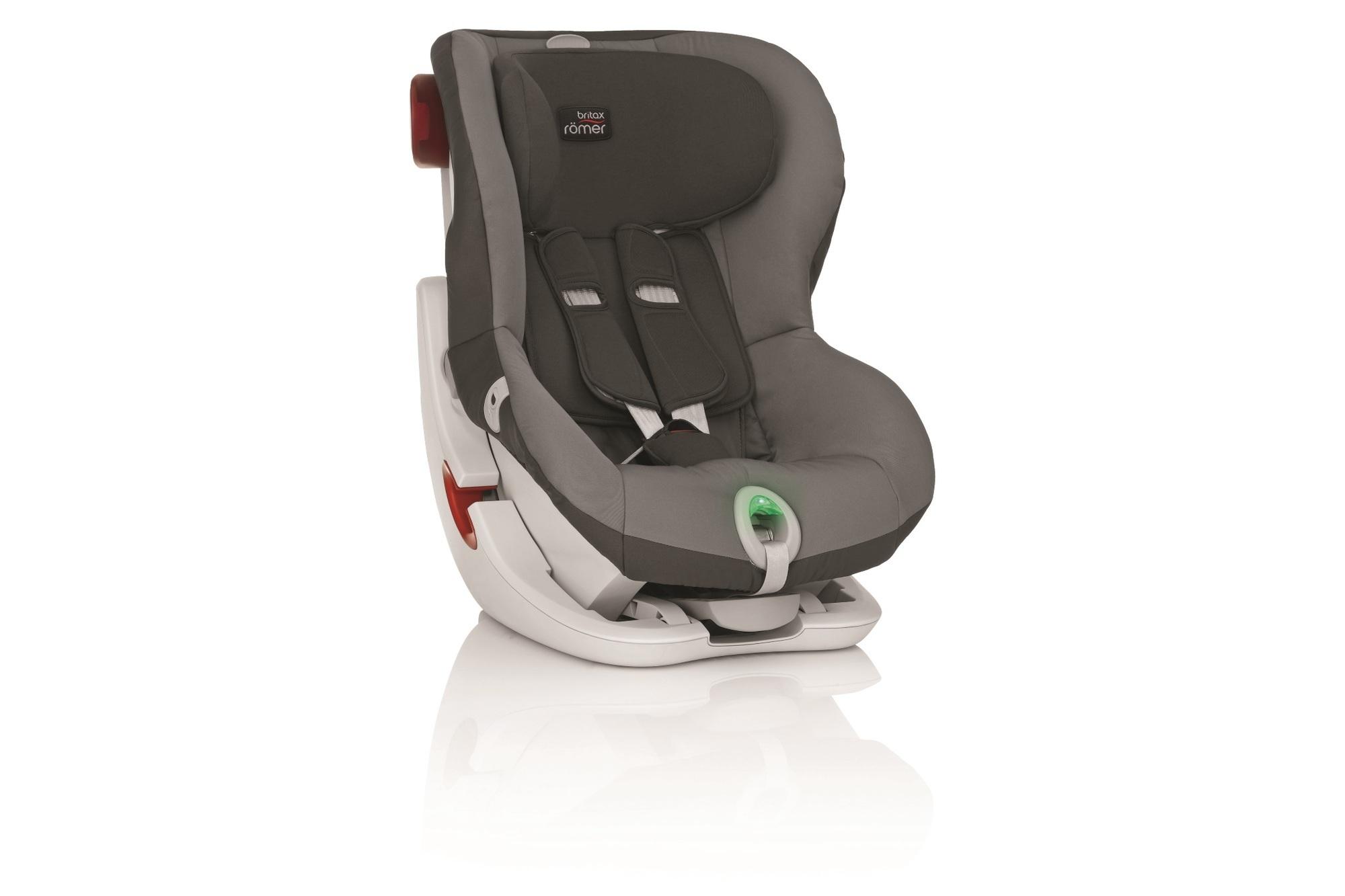 Kindersitz mit Anschnallwarner - Gurtpiepser für den Nachwuchs