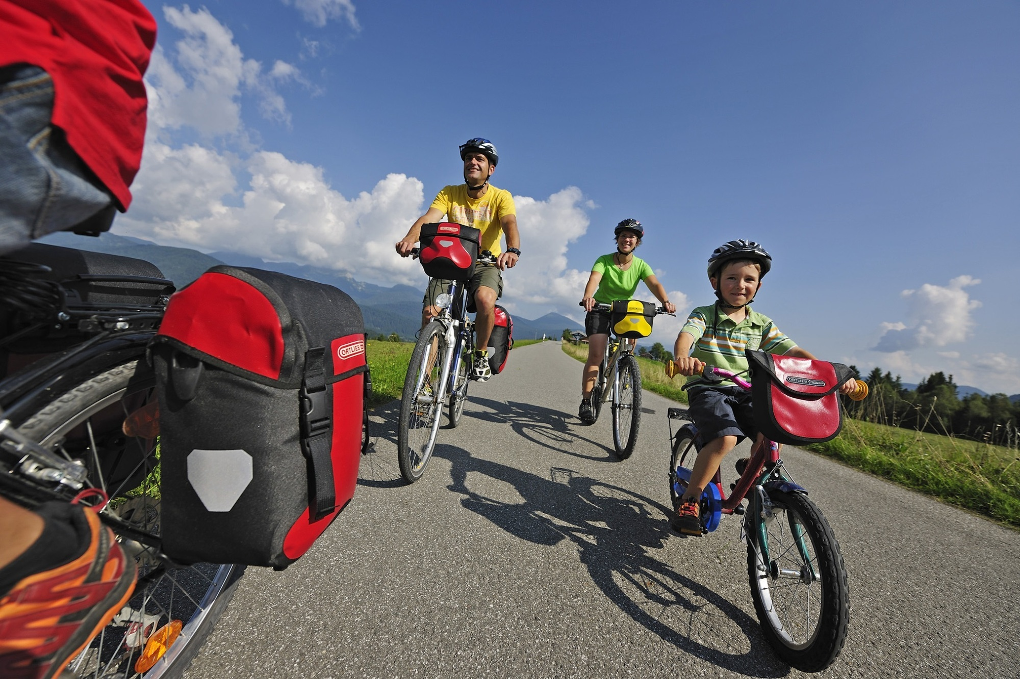 Ratgeber: Kinderräder - Einfach und sicher für den Nachwuchs