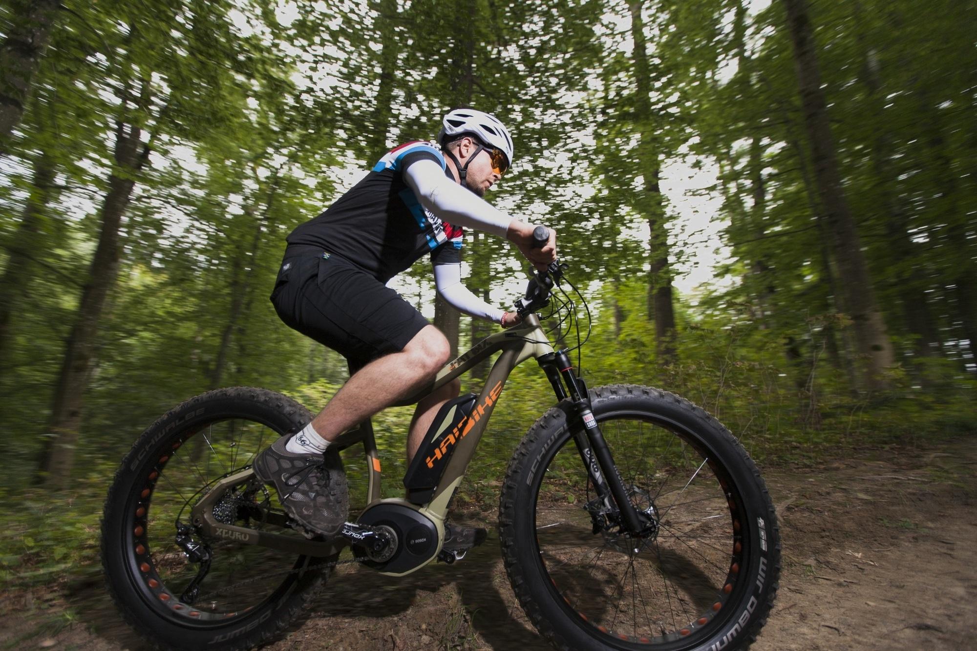 Fahrradtrends 2015 - Nachhilfe für harte Jungs