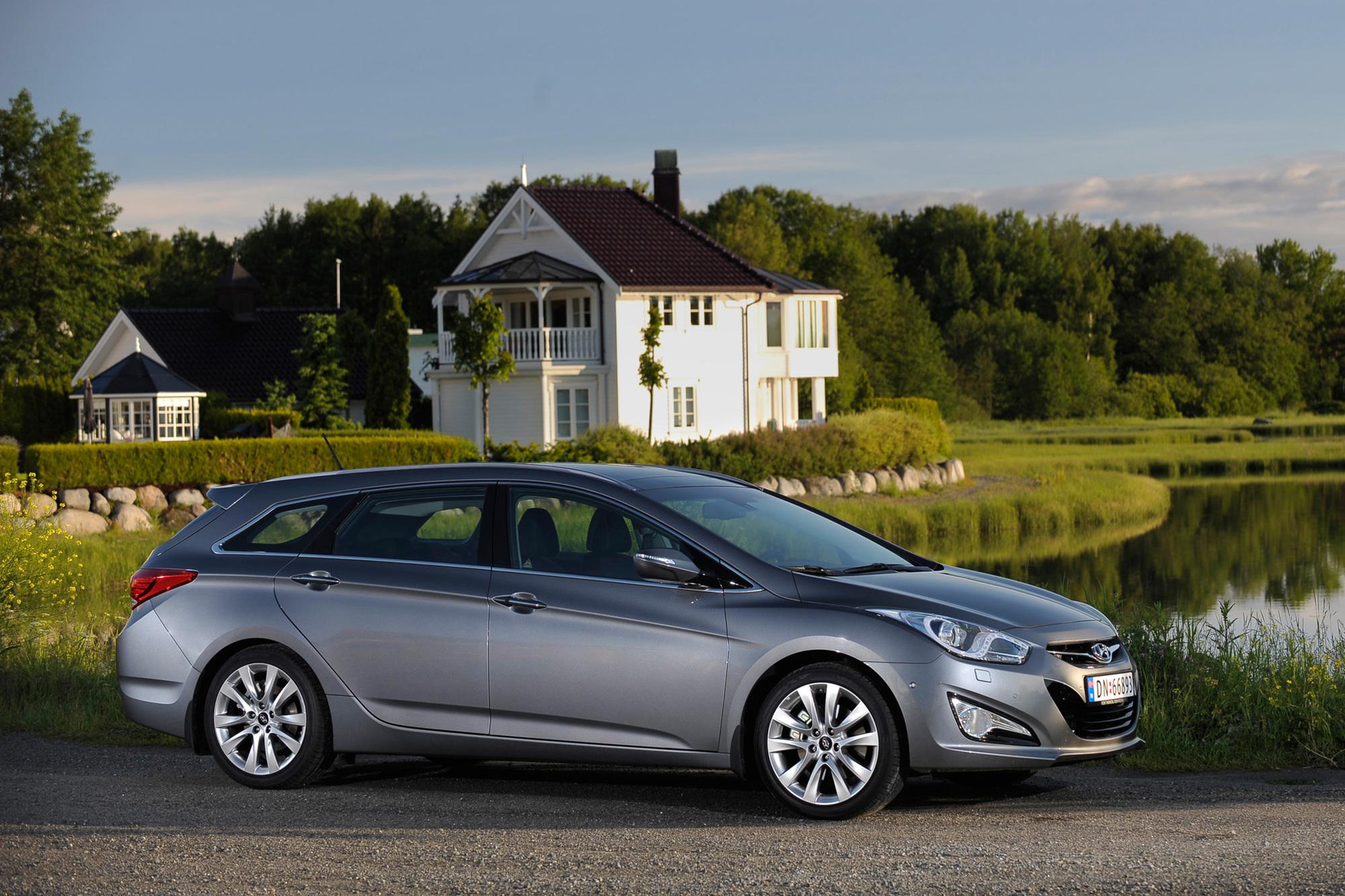 Test: Hyundai i40 Kombi 1.7 CRDi Blue - Ein Europäer ohne Heimvorteil
