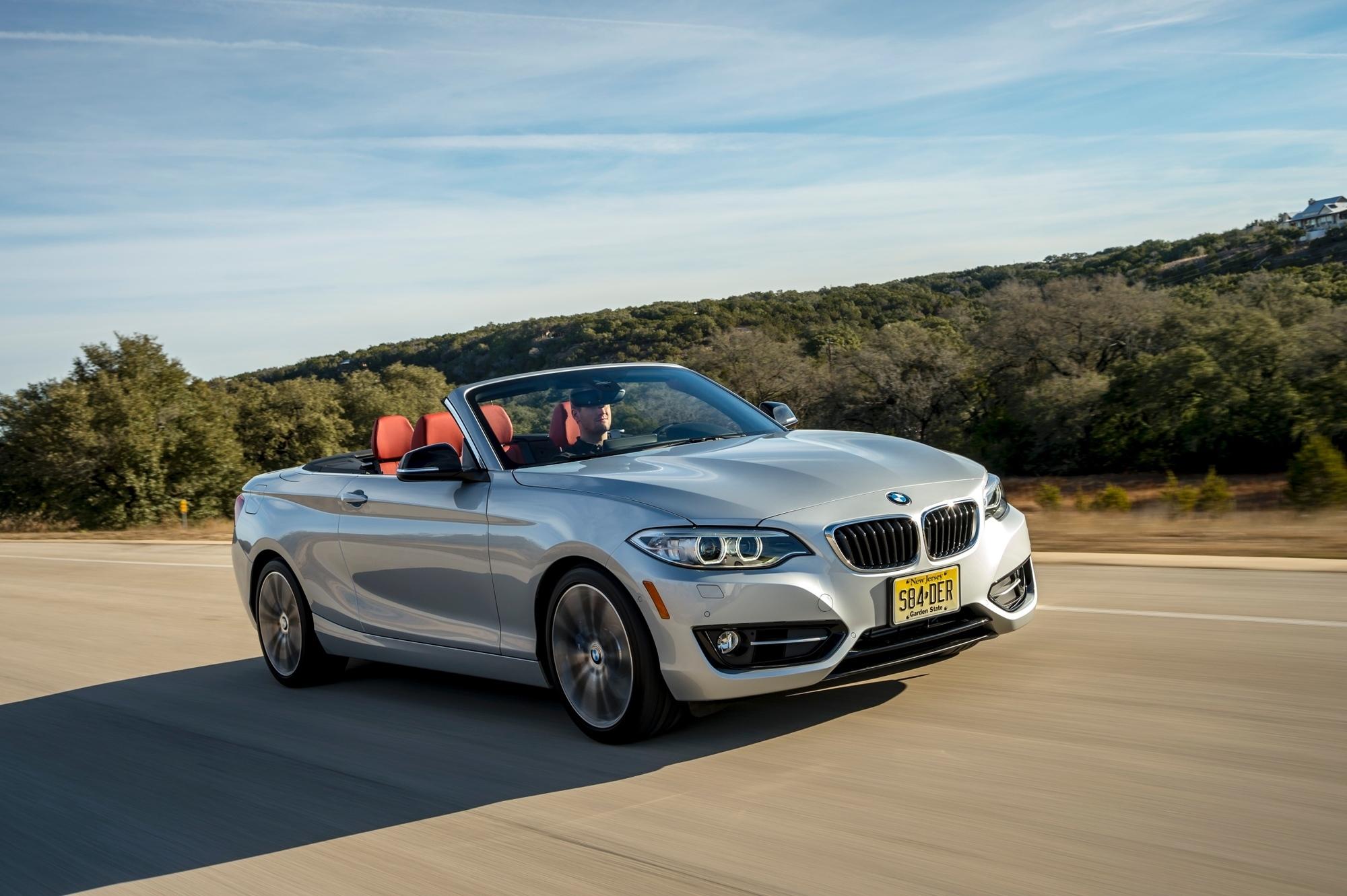 Fahrbericht: BMW 228i Cabrio - Offen gesagt gut