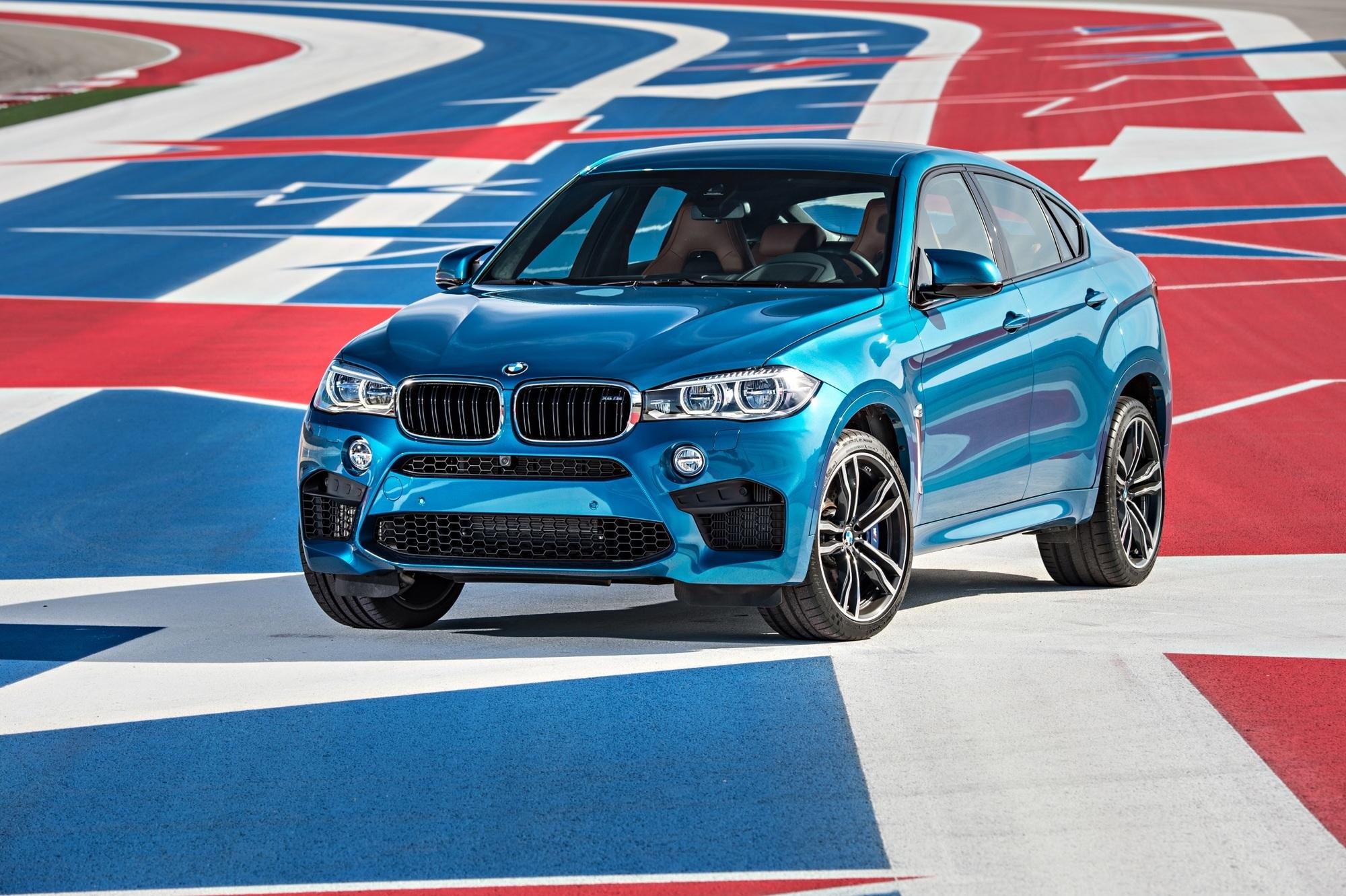 Fahrbericht: BMW X6 M - Die ungenierte Kraft