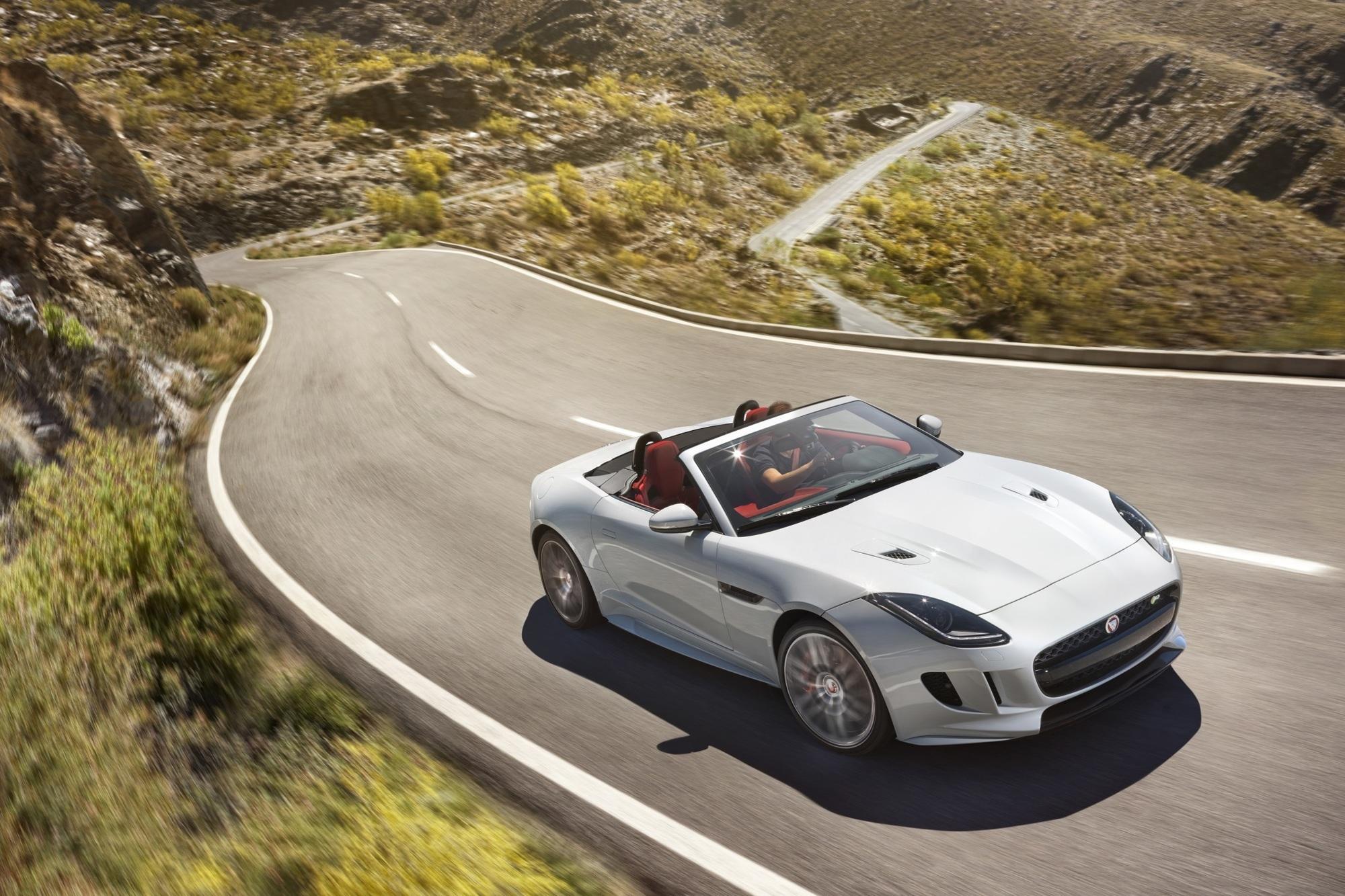Fahrbericht: Jaguar F-Type AWD - Grip, Grip, Hurra