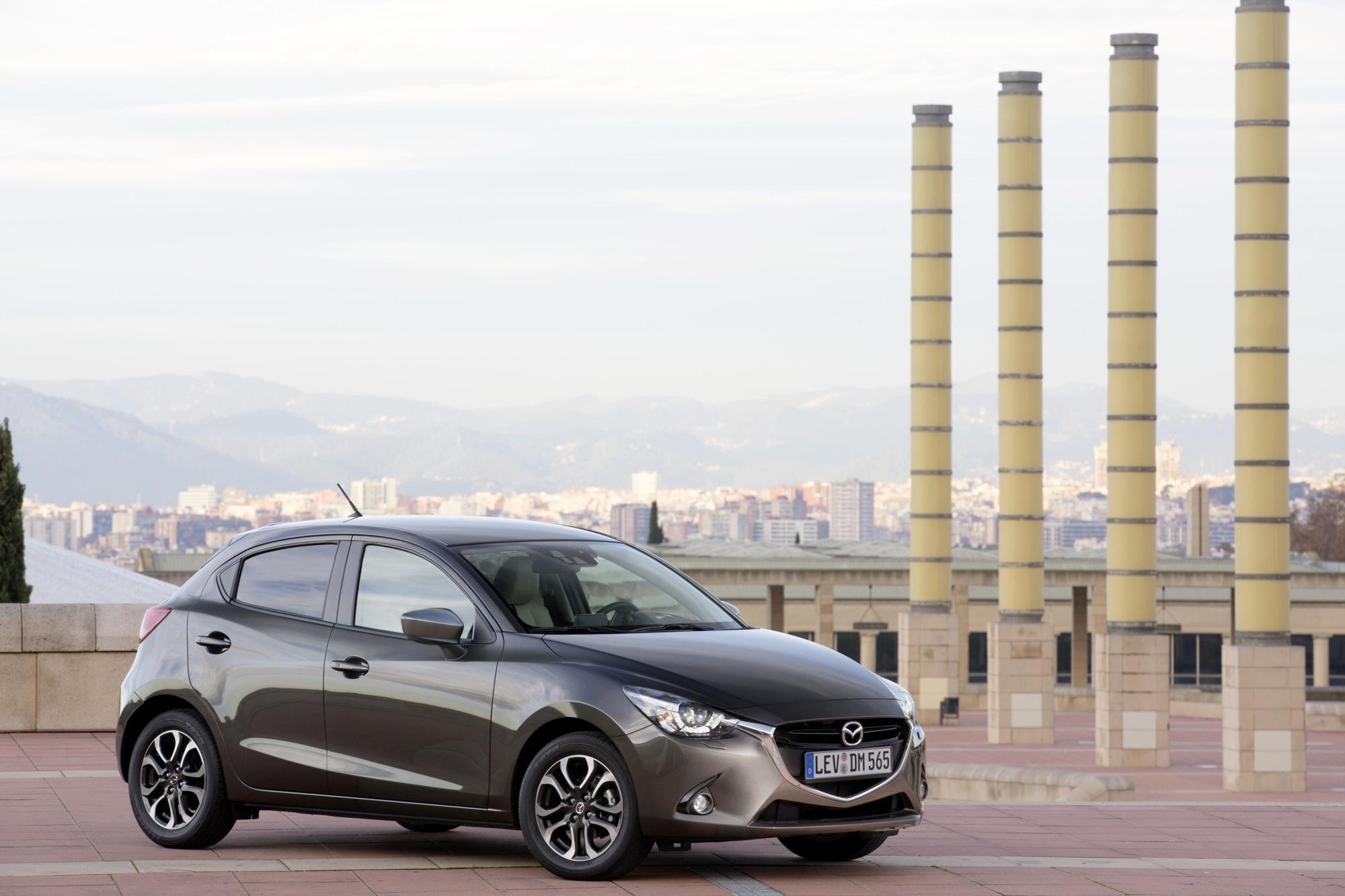 Fahrbericht: Mazda2 - Mit Anspruch nach oben