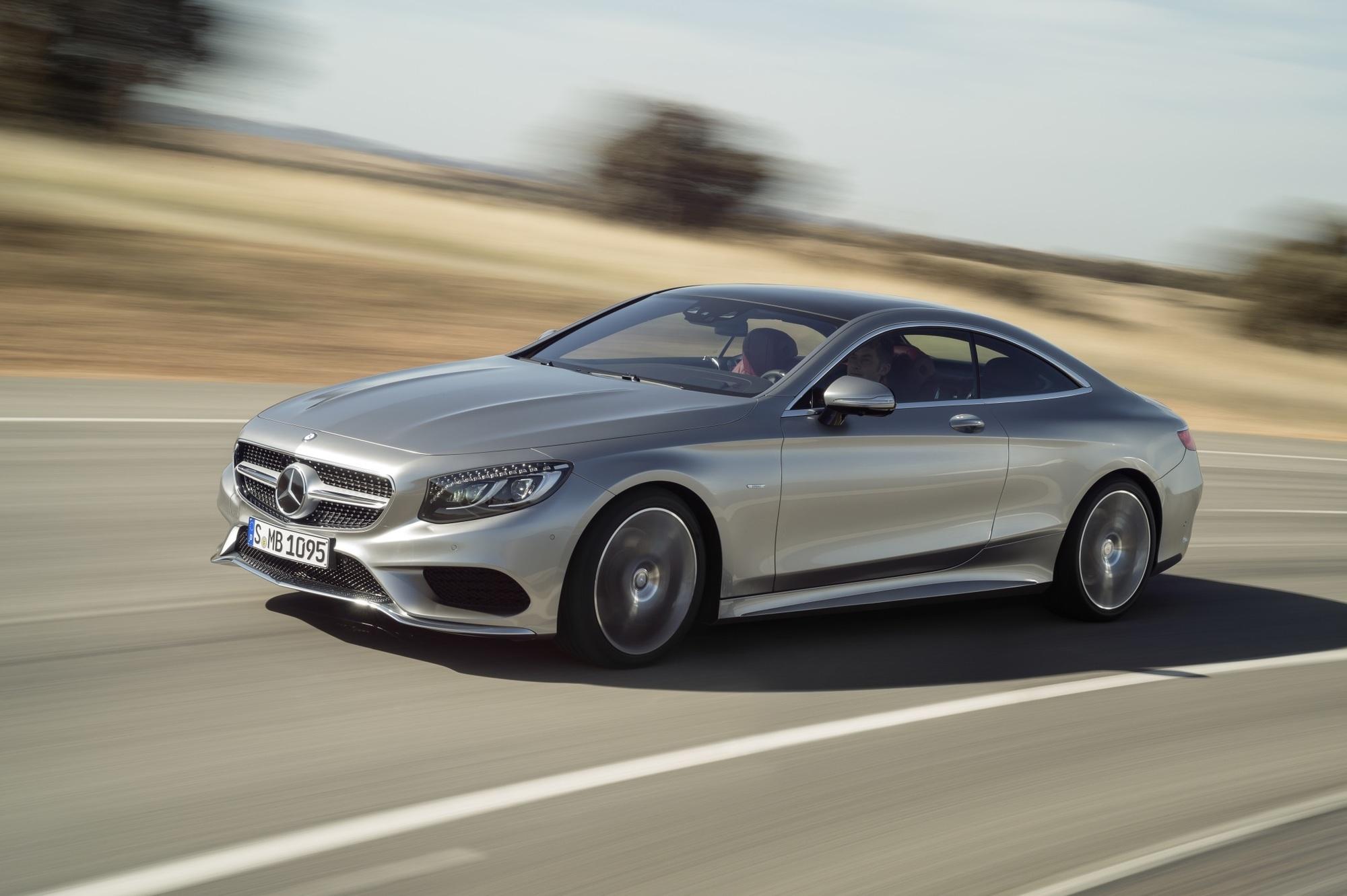 Test: Mercedes S 500 Coupé - Der wahre Luxus