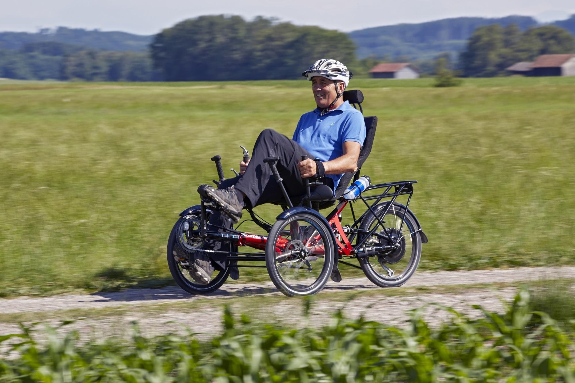 E-Bikes für besondere Einsätze - Lastenkuli mit Rückenwind