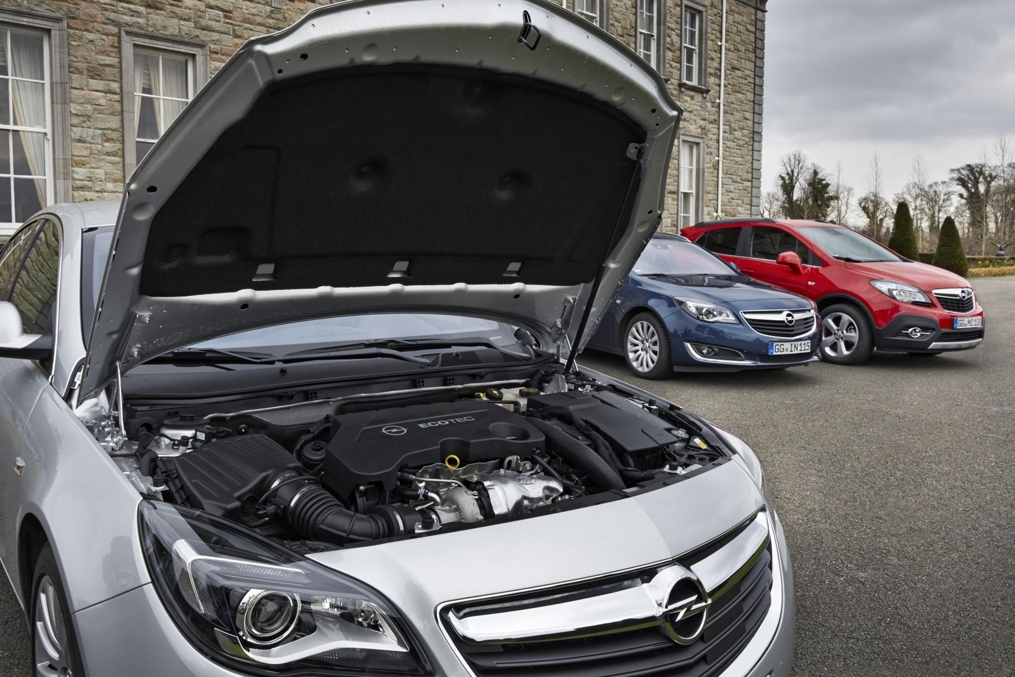 Fahrbericht: Frische Diesel für Opel Mokka und Insignia - Leiser sparen