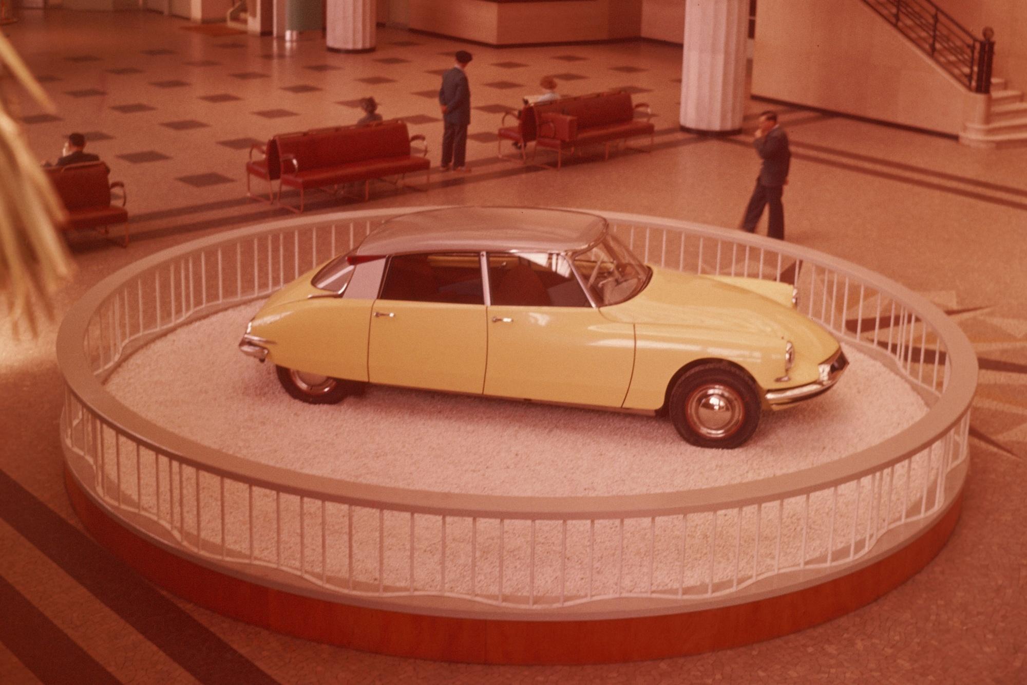 Tradition: 60 Jahre Citroen DS - Pallas der Passionen