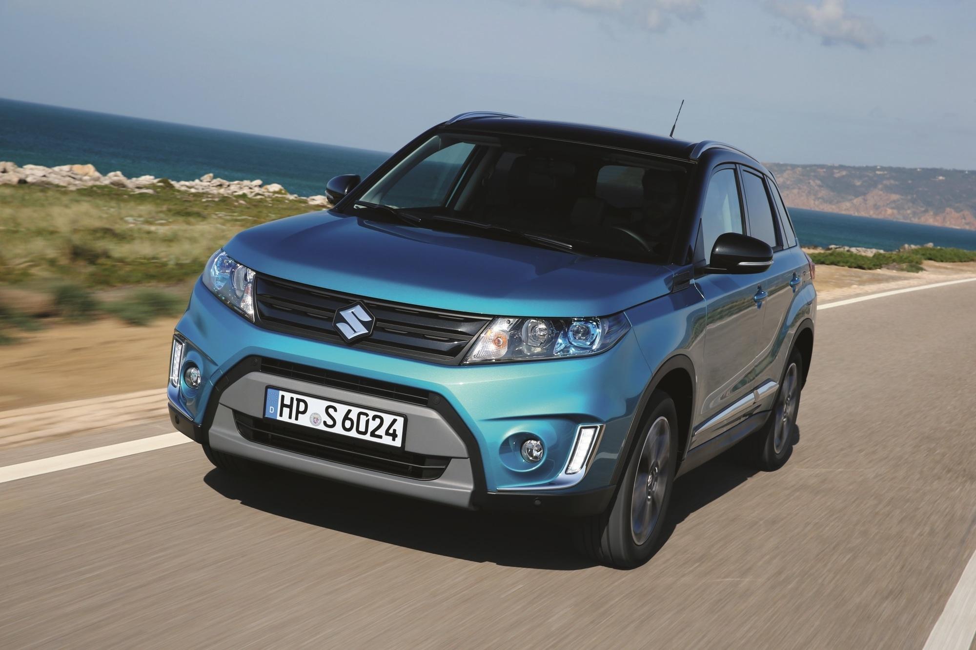Fahrbericht: Suzuki Vitara - Leichtfüßig gegen den Marktführer