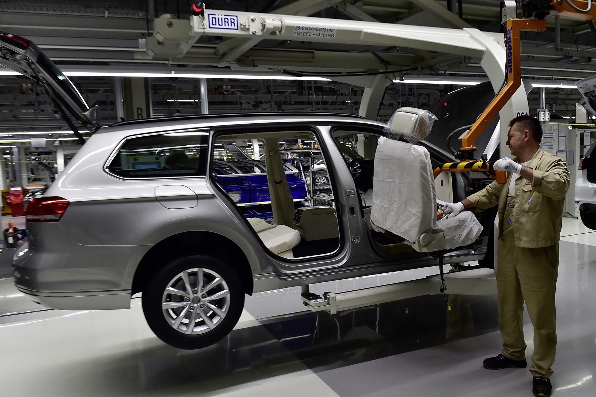 Weltweite Fahrzeugproduktion - Deutschland ist viertgrößter Autobauer