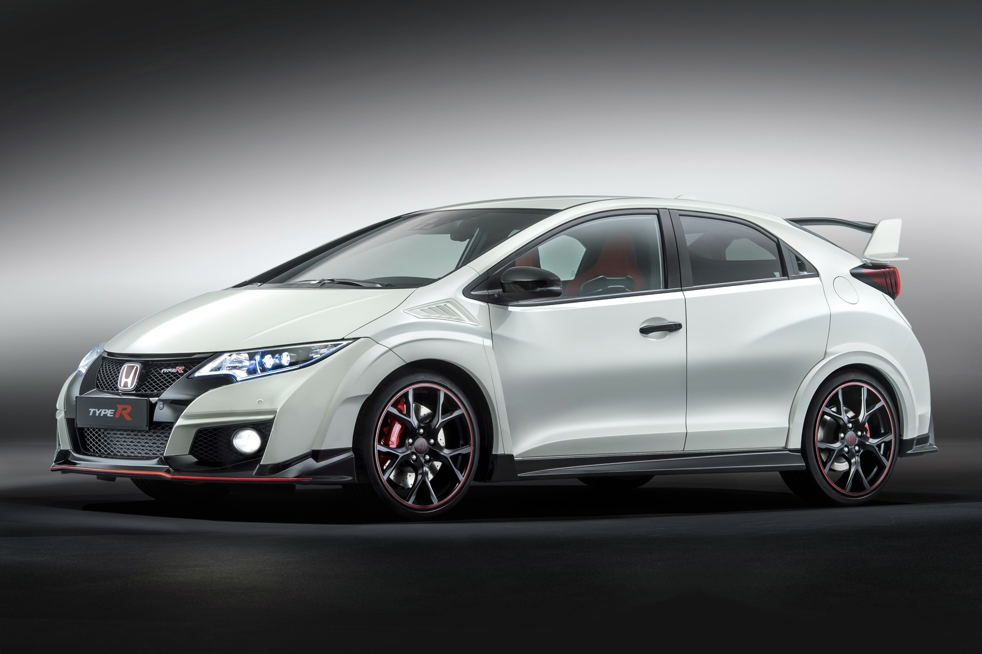 Honda Civic Type R - Rasend schnell