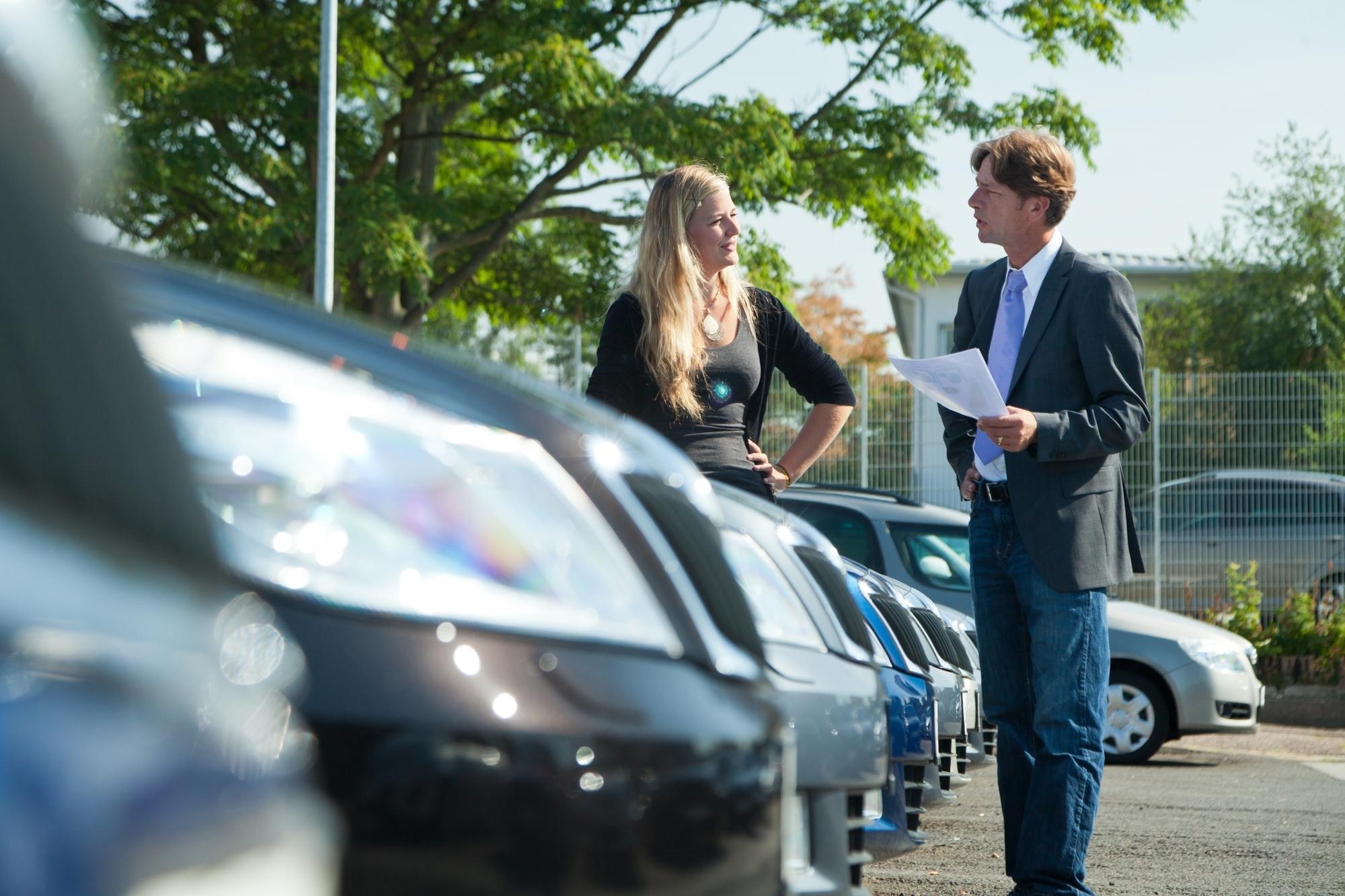 Pkw-Neuzulassungen - SUV und Kompakte einmal mehr in Plus
