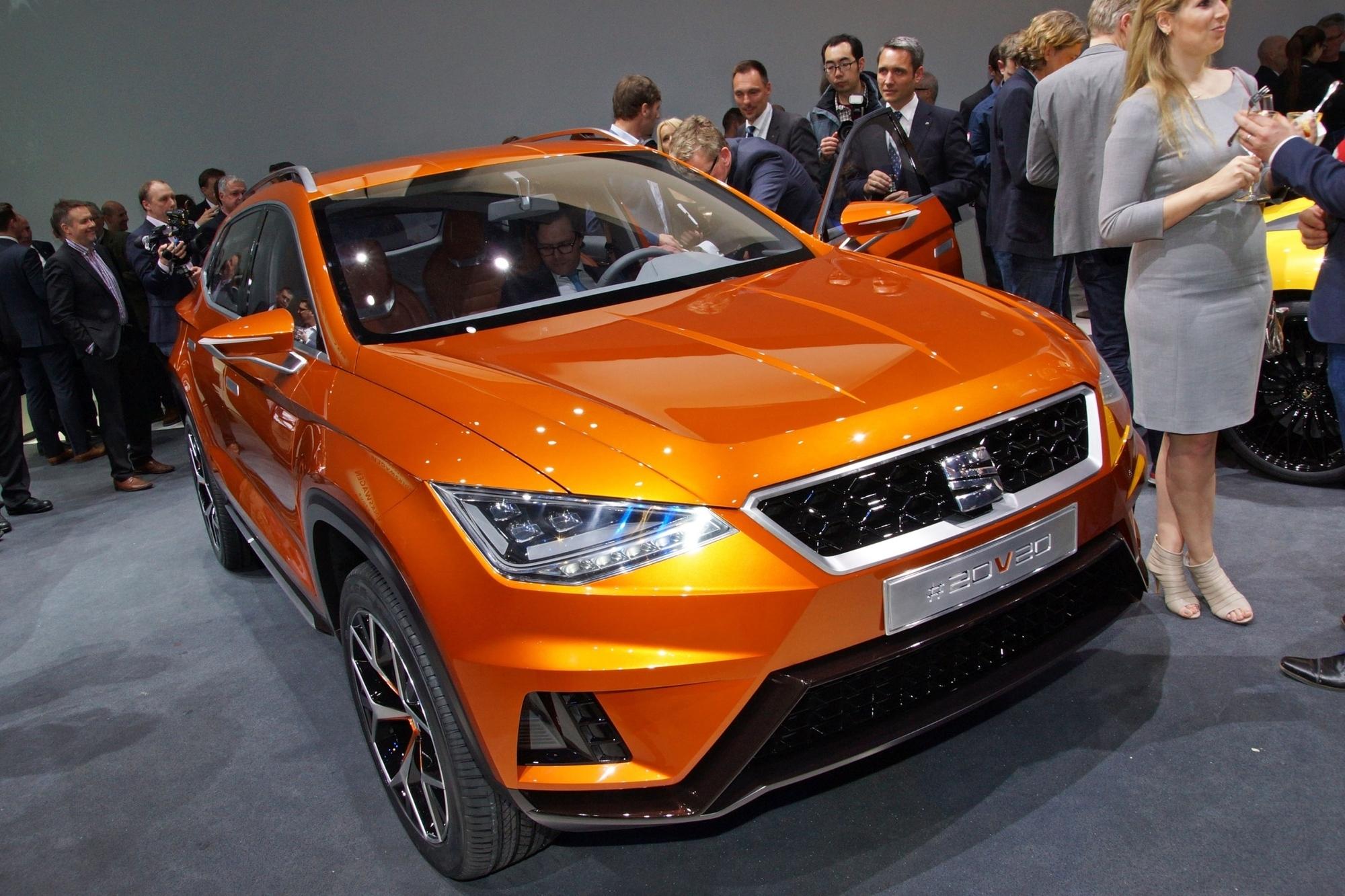 Konzept-Fahrzeuge auf dem Genfer Salon - Gar nicht mal so abgehoben