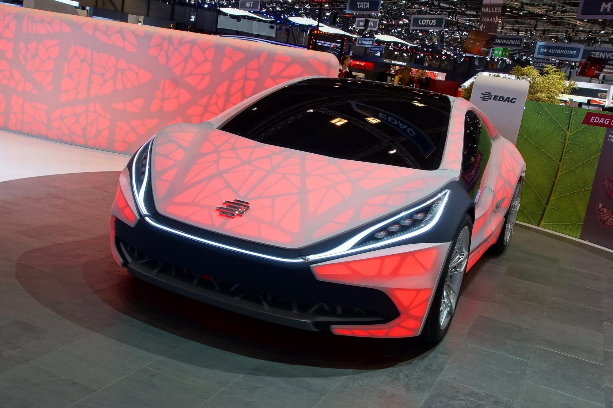 Konzept-Fahrzeuge auf dem Genfer Salon - Verrückt entzückt