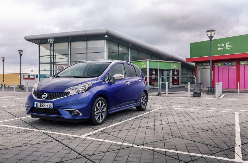 Mit einem Sondermodell lockt Nissan Käufer für den Note: Als N-Tec bieten die Japaner den ...