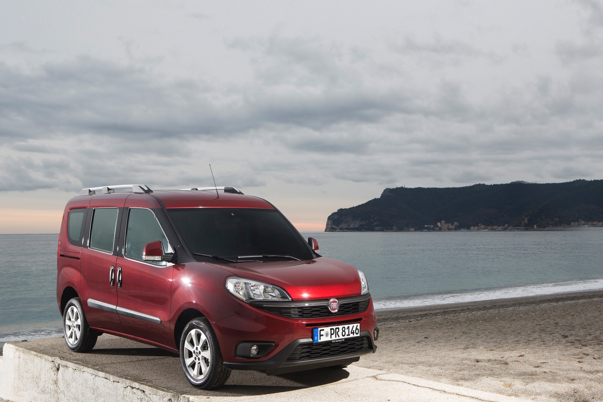 Fiat Doblo - Aufgehübschter Verwandlungskünstler